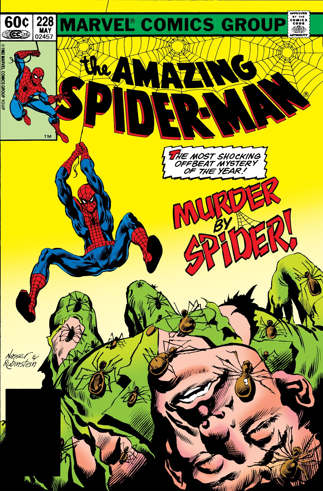 The Amazing Spider-Man (1963) 228 Page 1
