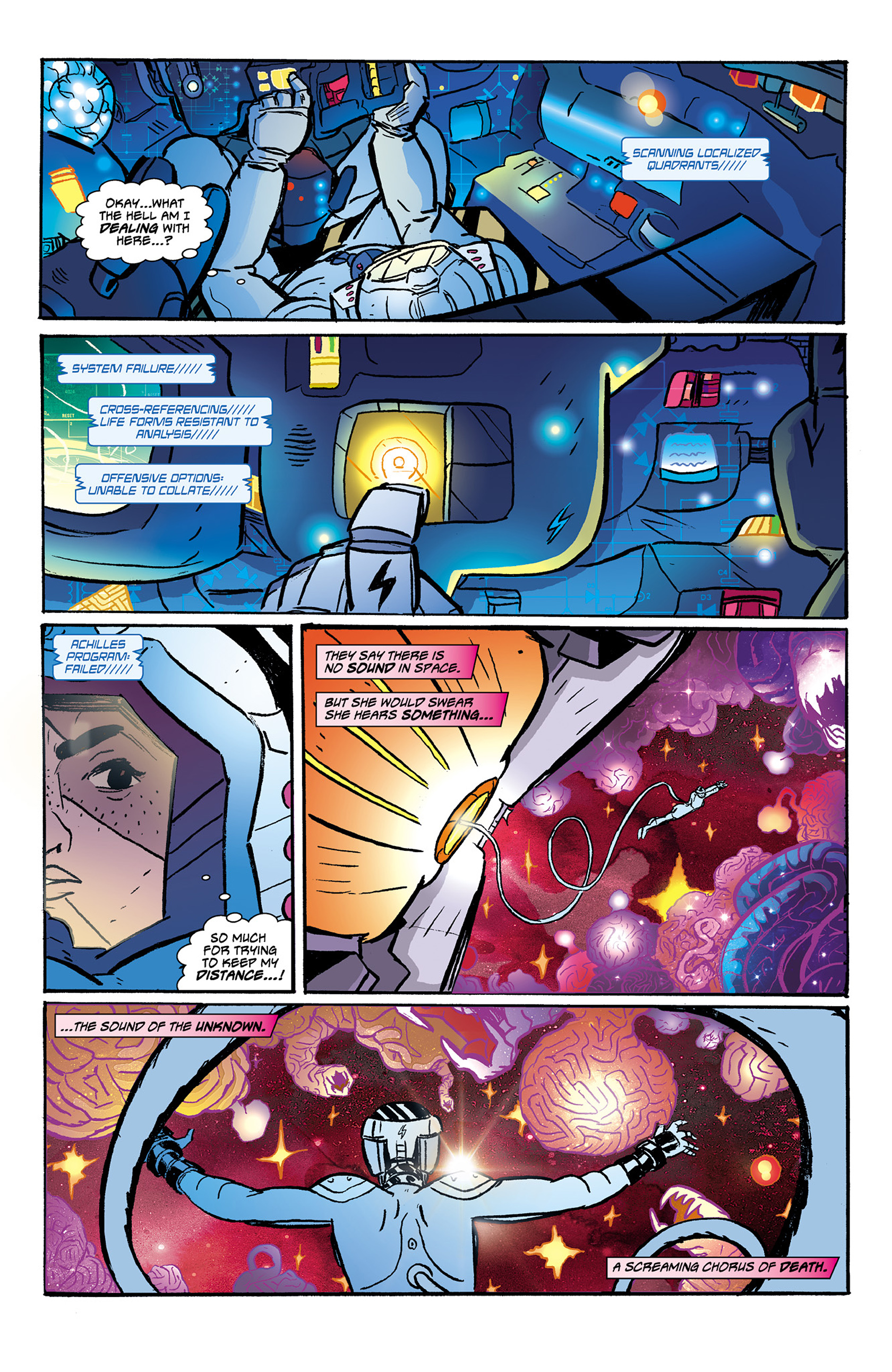 Read online Catalyst Comix comic -  Issue #8 - 27