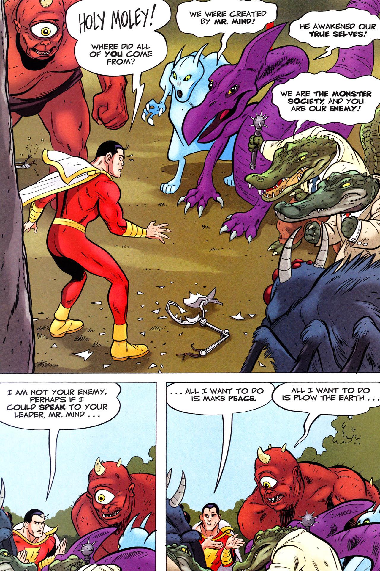 Read online Shazam!: The Monster Society of Evil comic -  Issue #3 - 26
