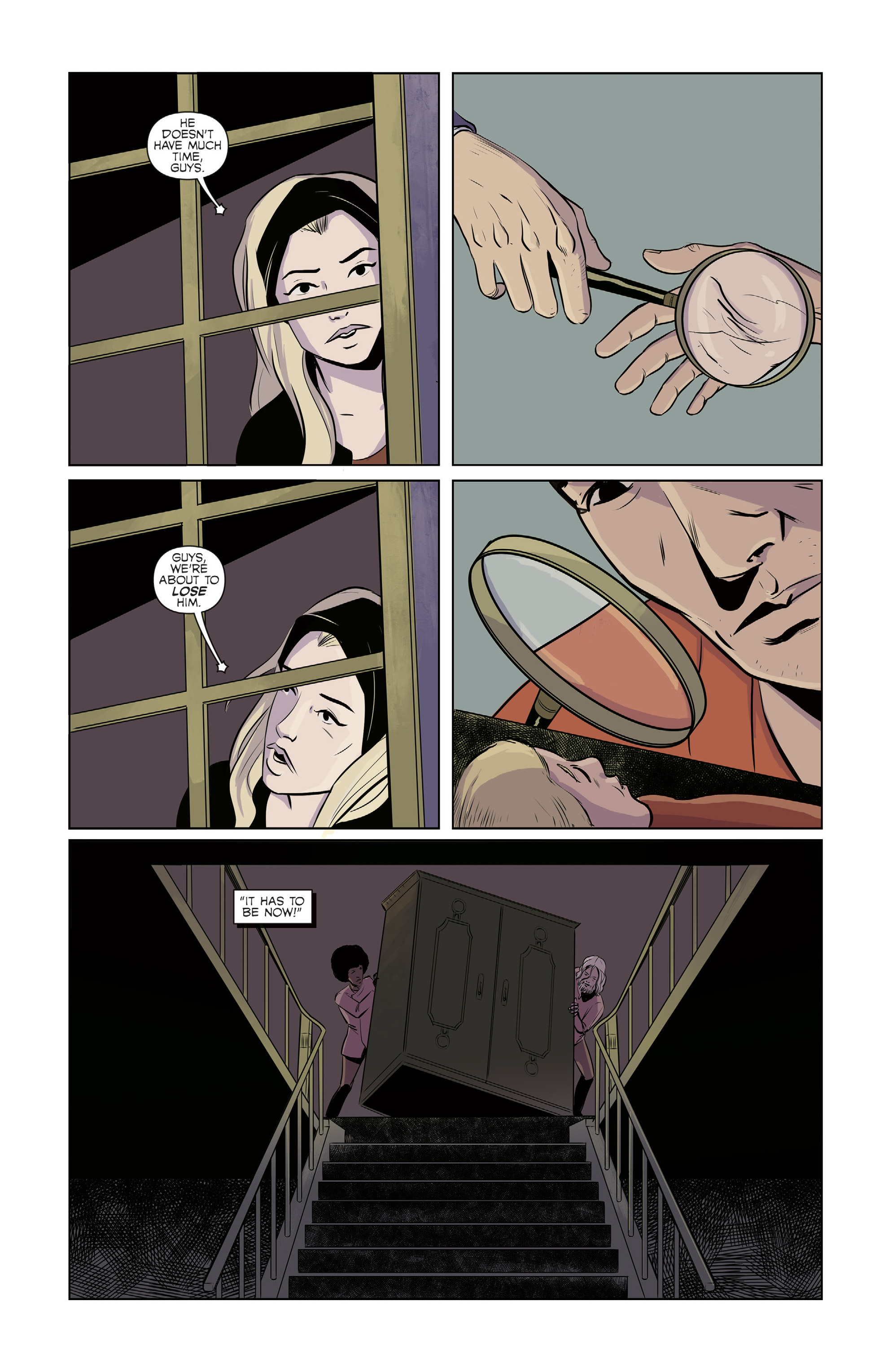 Read online Colossi comic -  Issue #2 - 21