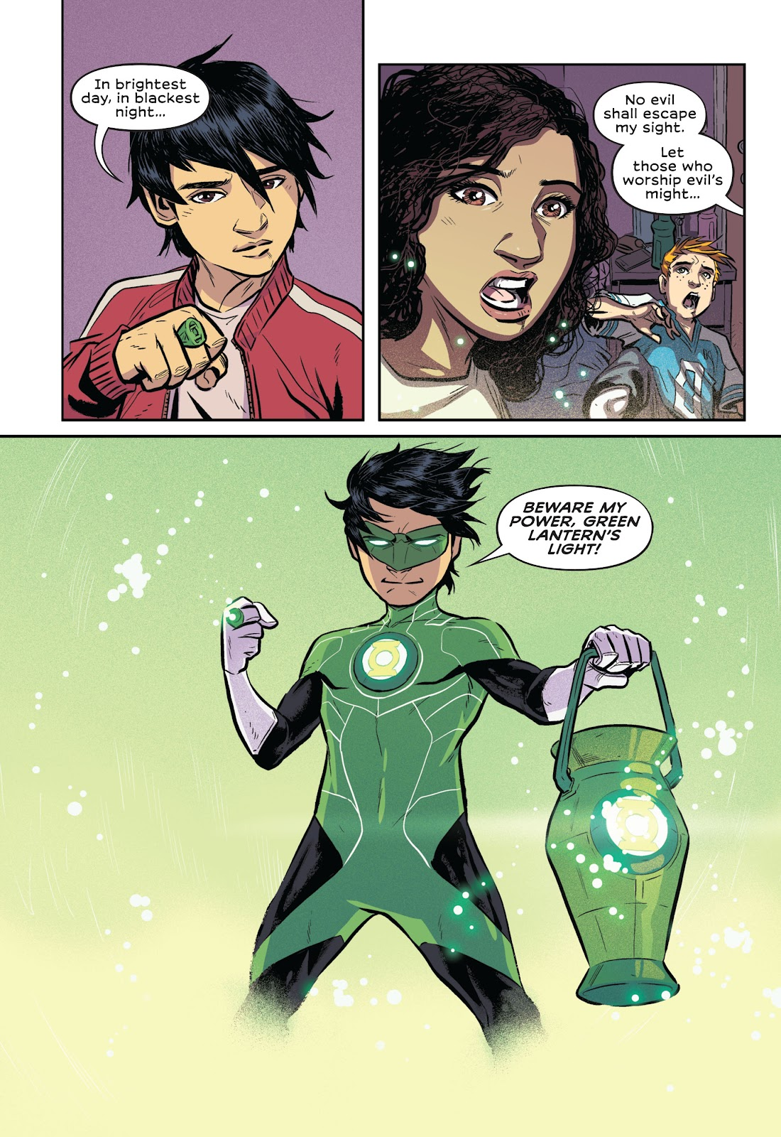 Read online Green Lantern: Legacy comic -  Issue # TPB - 86