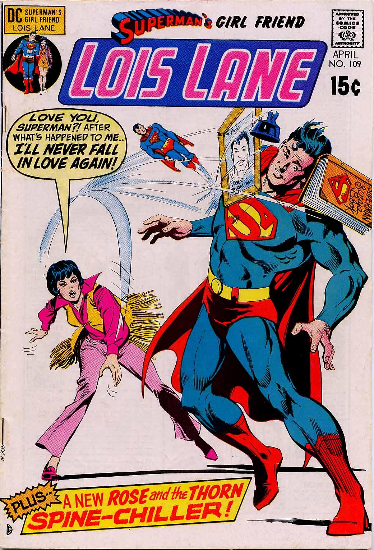 Supermans Girl Friend, Lois Lane 109 Page 1
