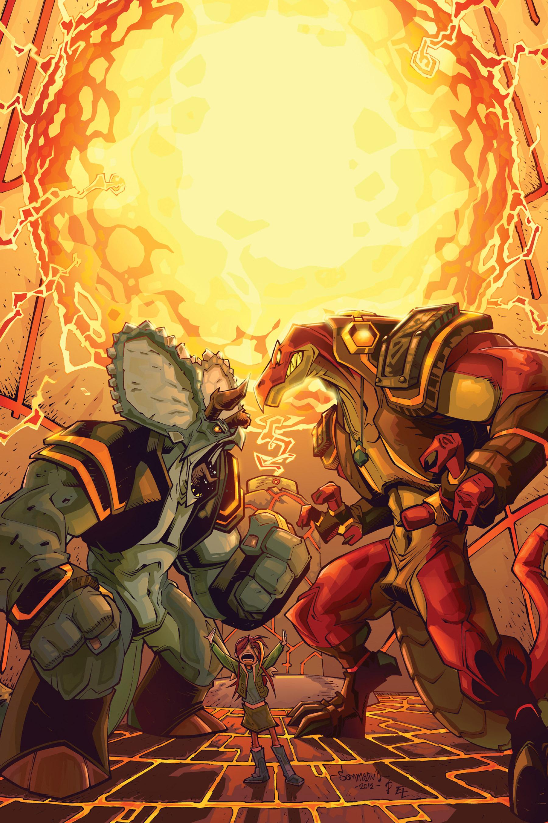 Read online Rexodus comic -  Issue # Full - 34