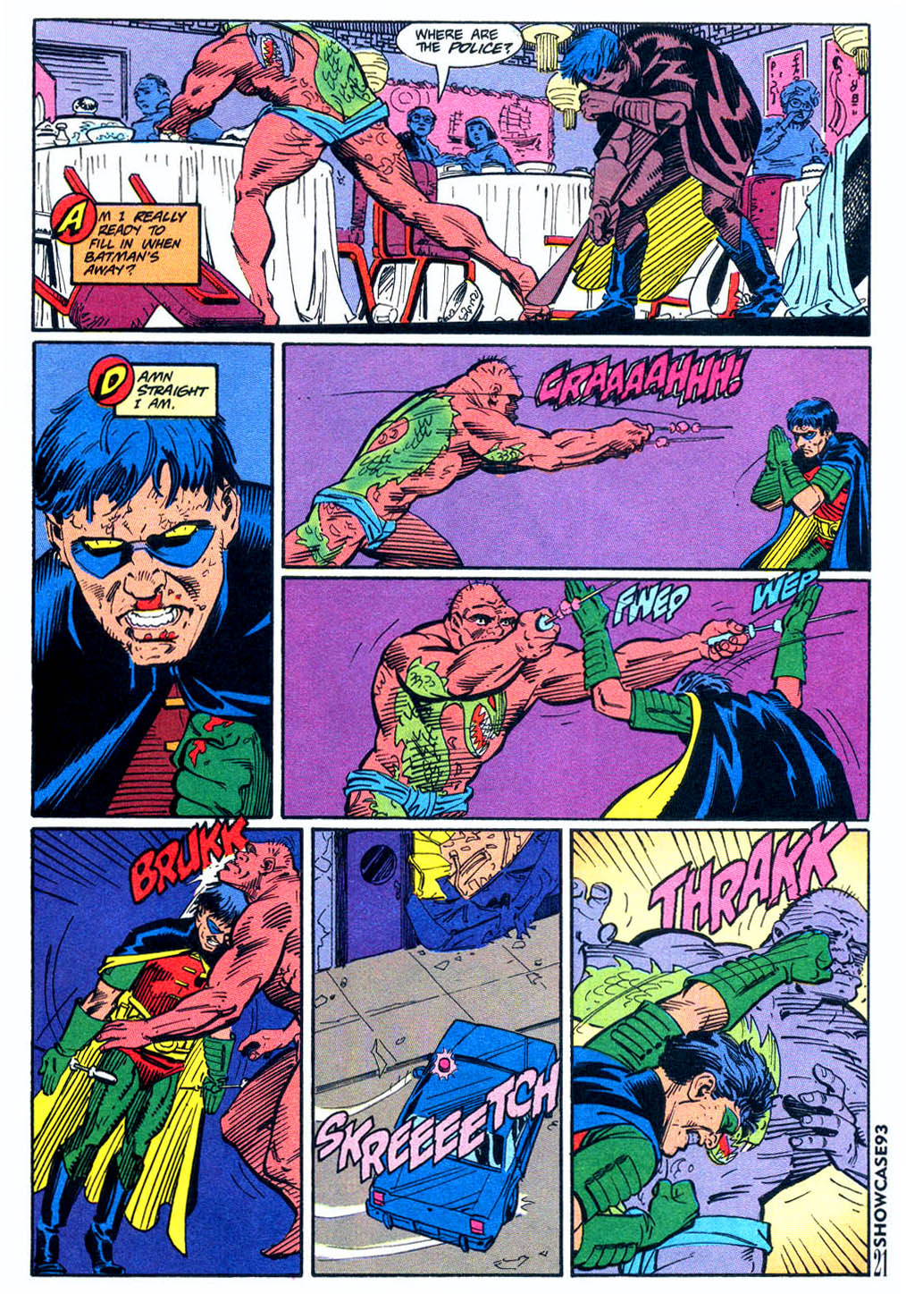 Read online Showcase '93 comic -  Issue #5 - 18