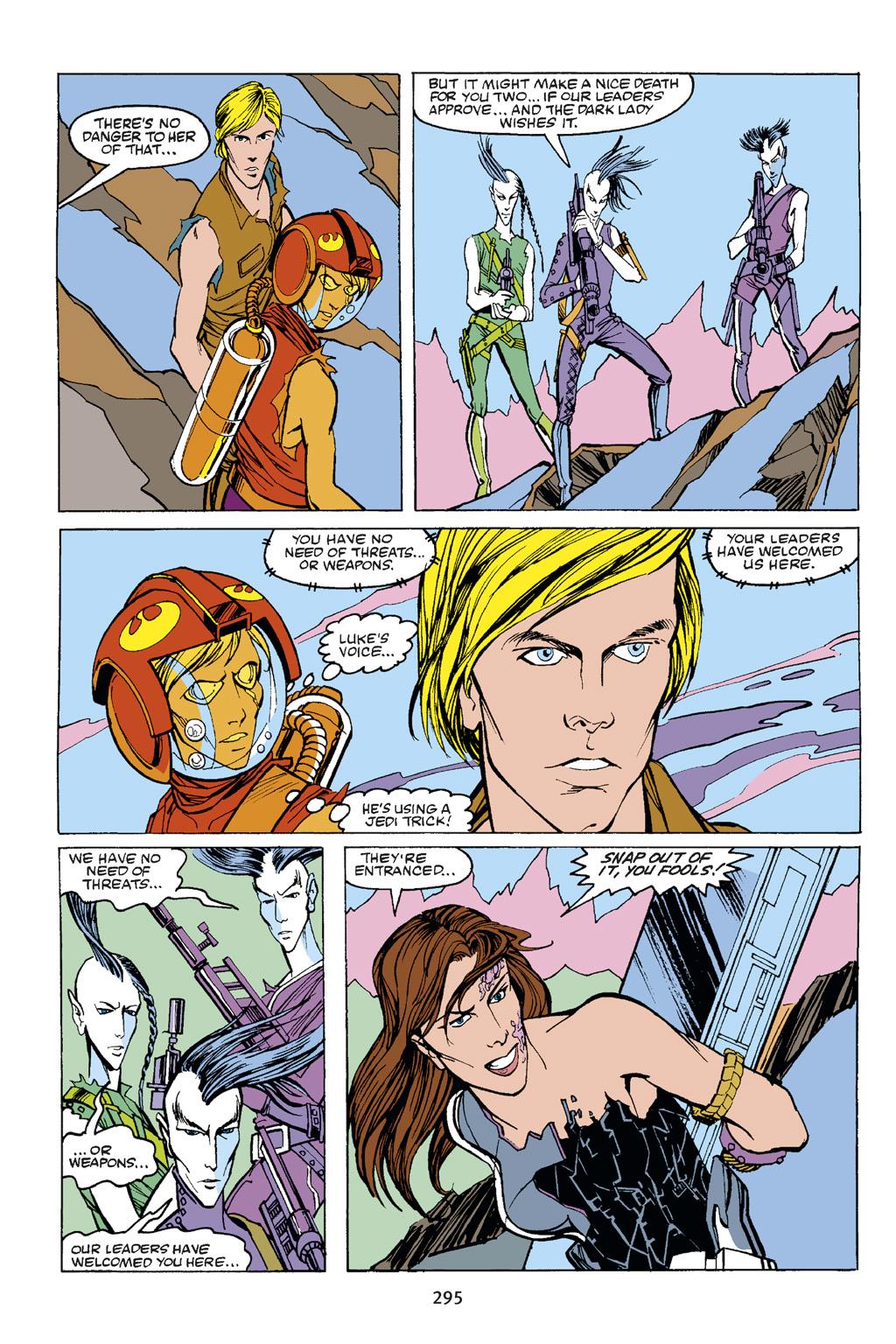 Read online Star Wars Omnibus comic -  Issue # Vol. 21.5 - 26