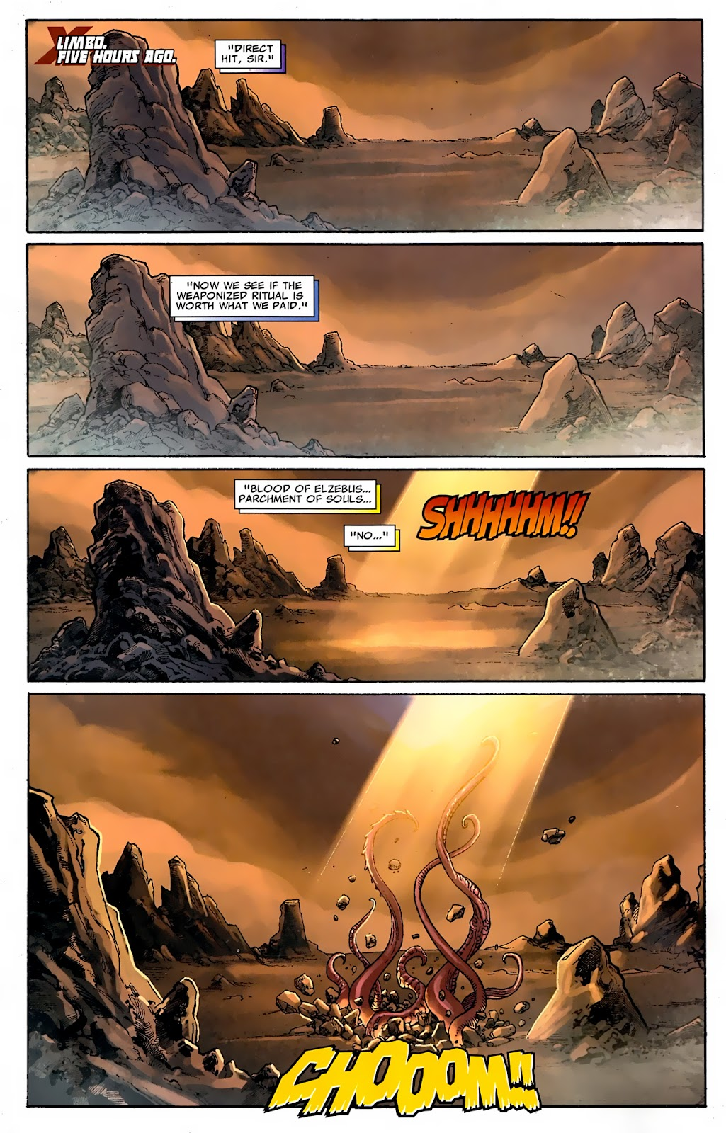 Read online X-Men: Second Coming Revelations comic -  Issue # TPB (Part 2) - 6