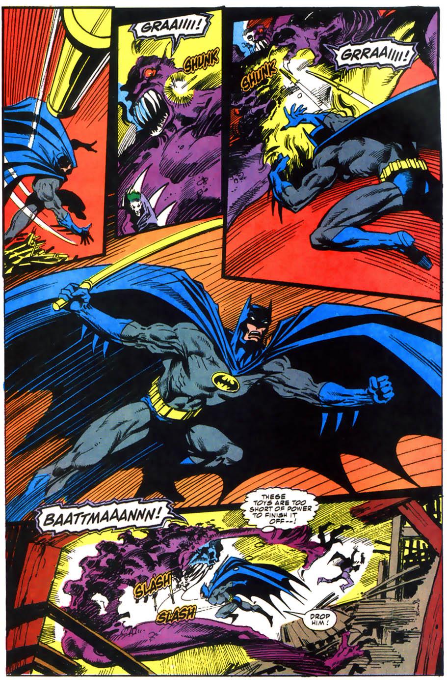 Read online Detective Comics (1937) comic -  Issue # _Annual 5 - 49