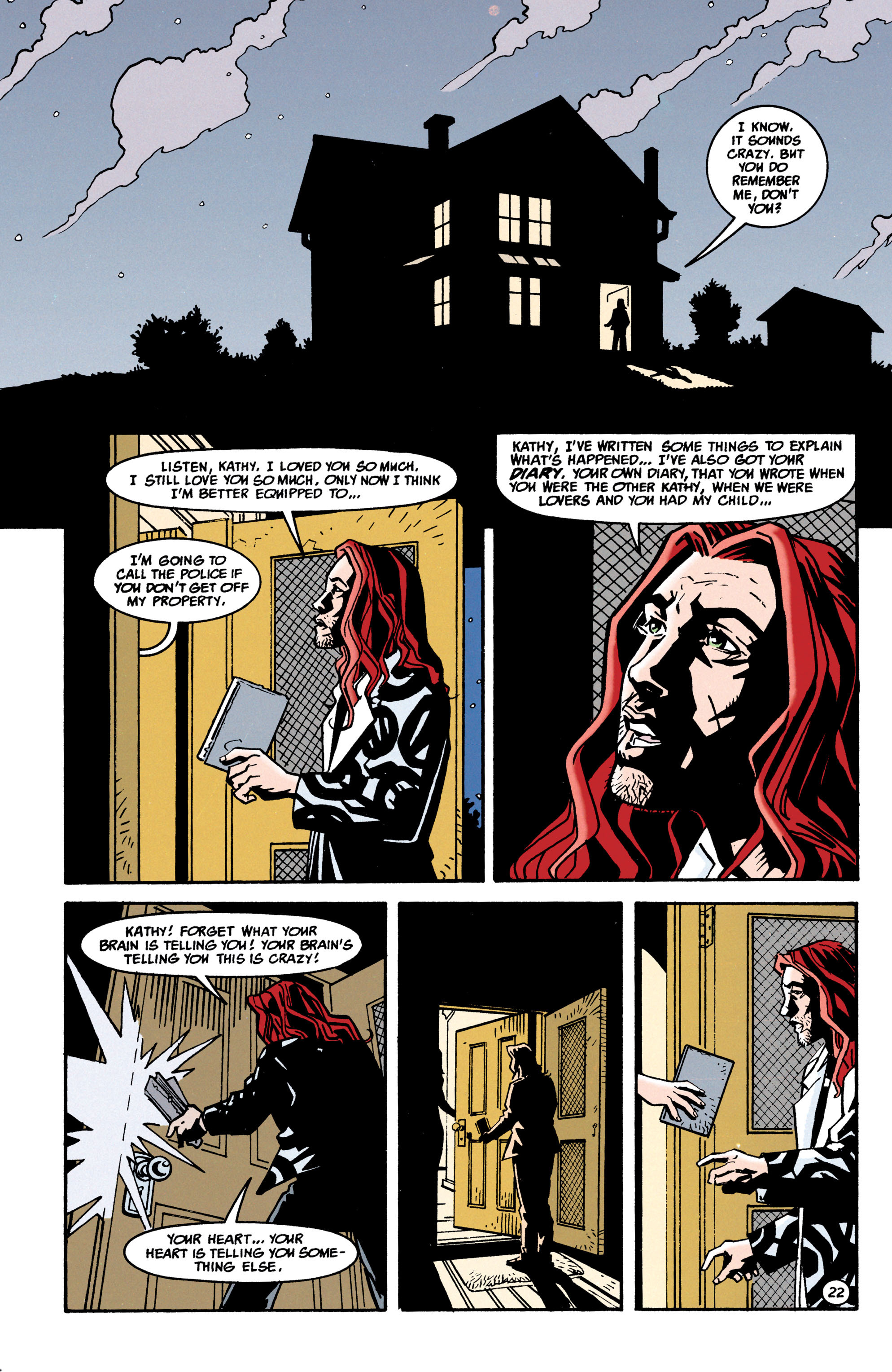 Read online Shade, the Changing Man comic -  Issue #70 - 23