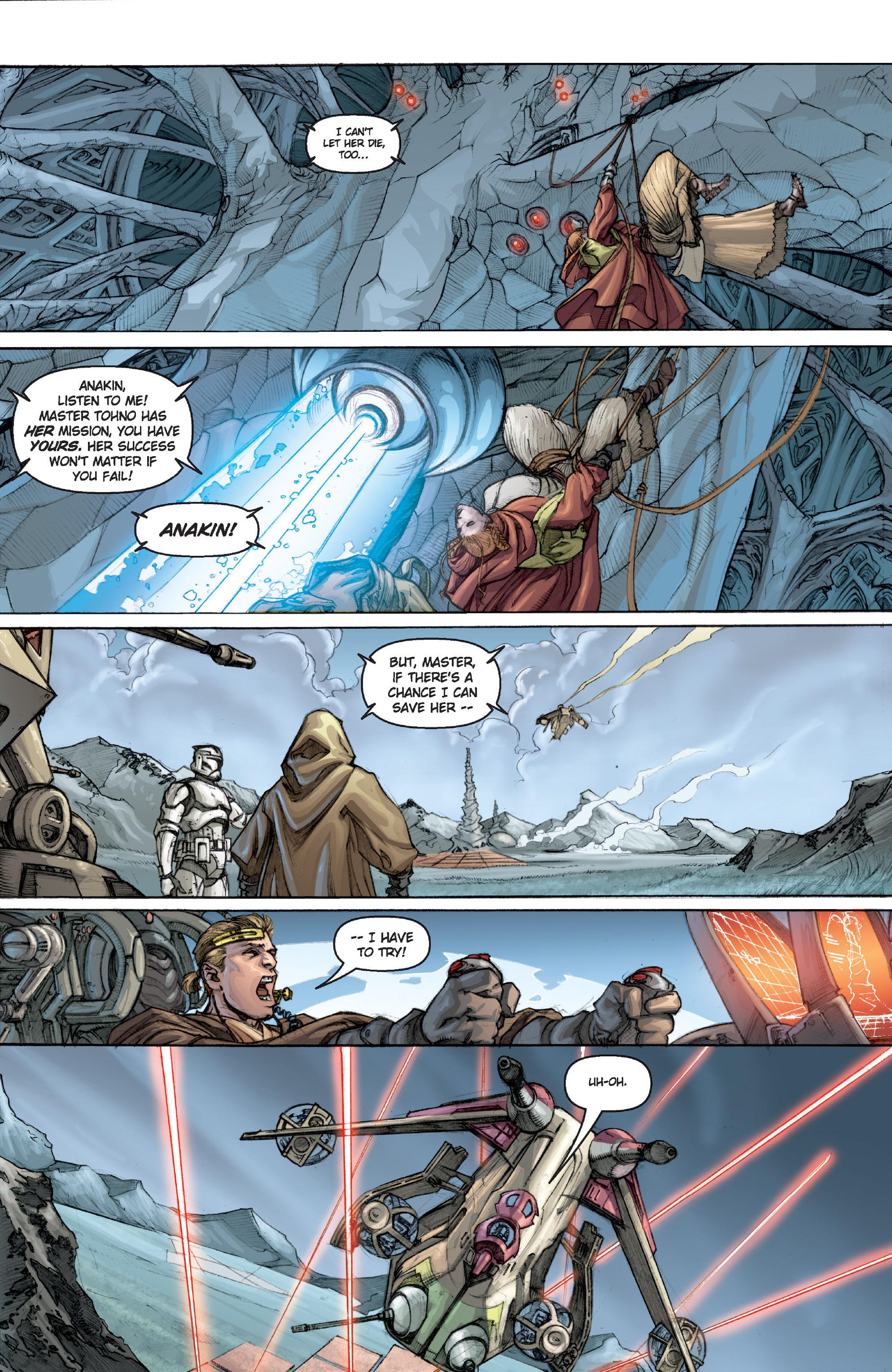 Read online Star Wars Omnibus comic -  Issue # Vol. 24 - 244