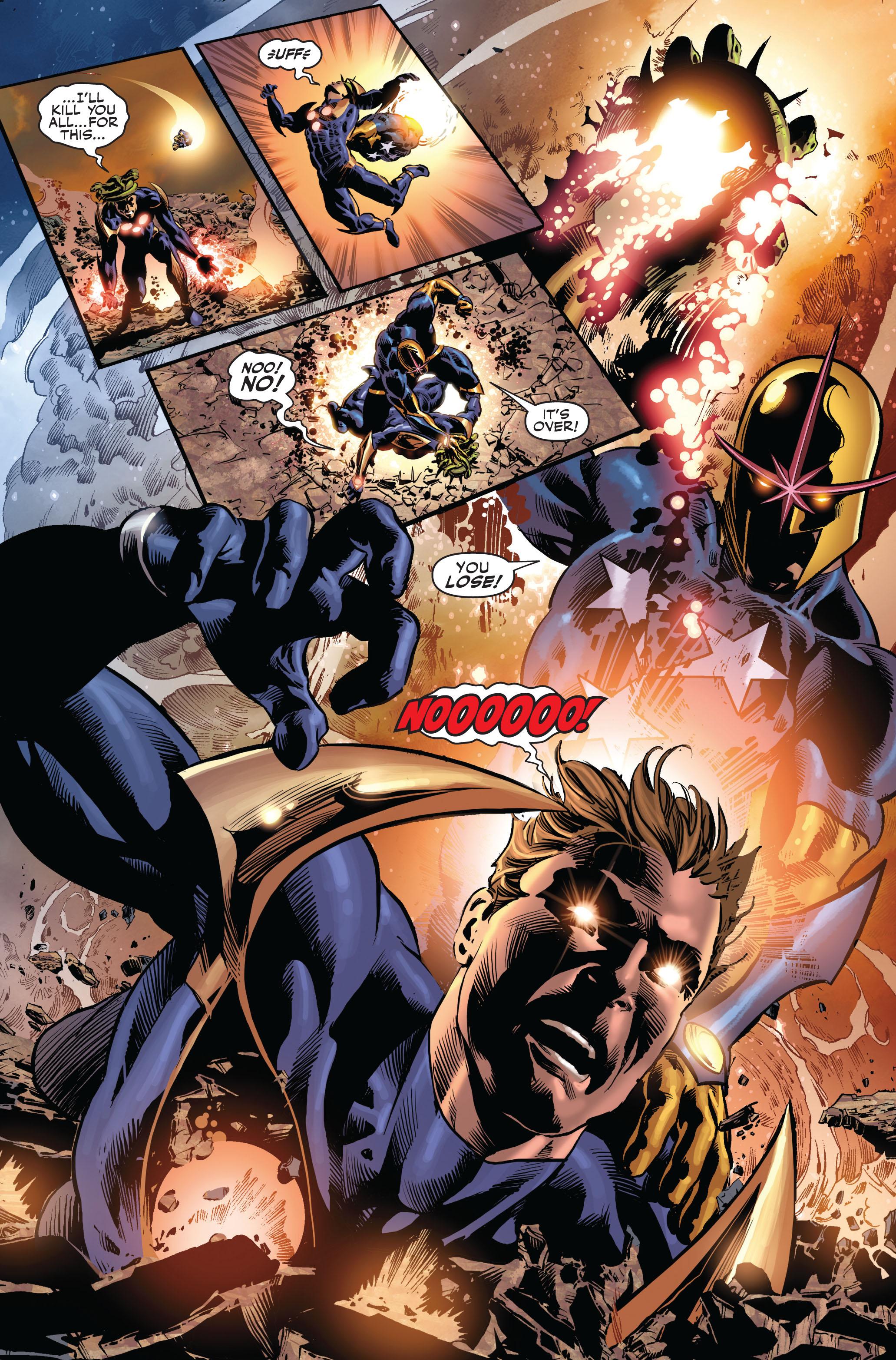 Read online Secret Avengers (2010) comic -  Issue #4 - 21