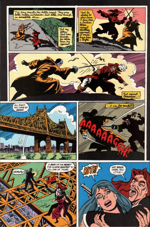 Read online The Phantom (1988) comic -  Issue #4 - 23