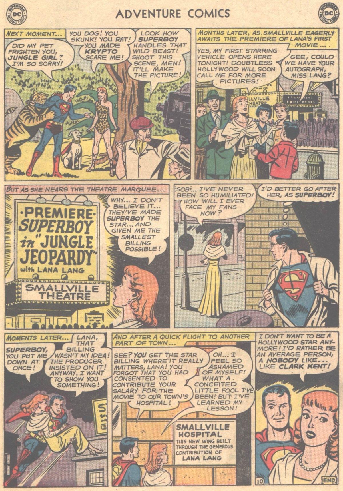 Read online Adventure Comics (1938) comic -  Issue #312 - 31