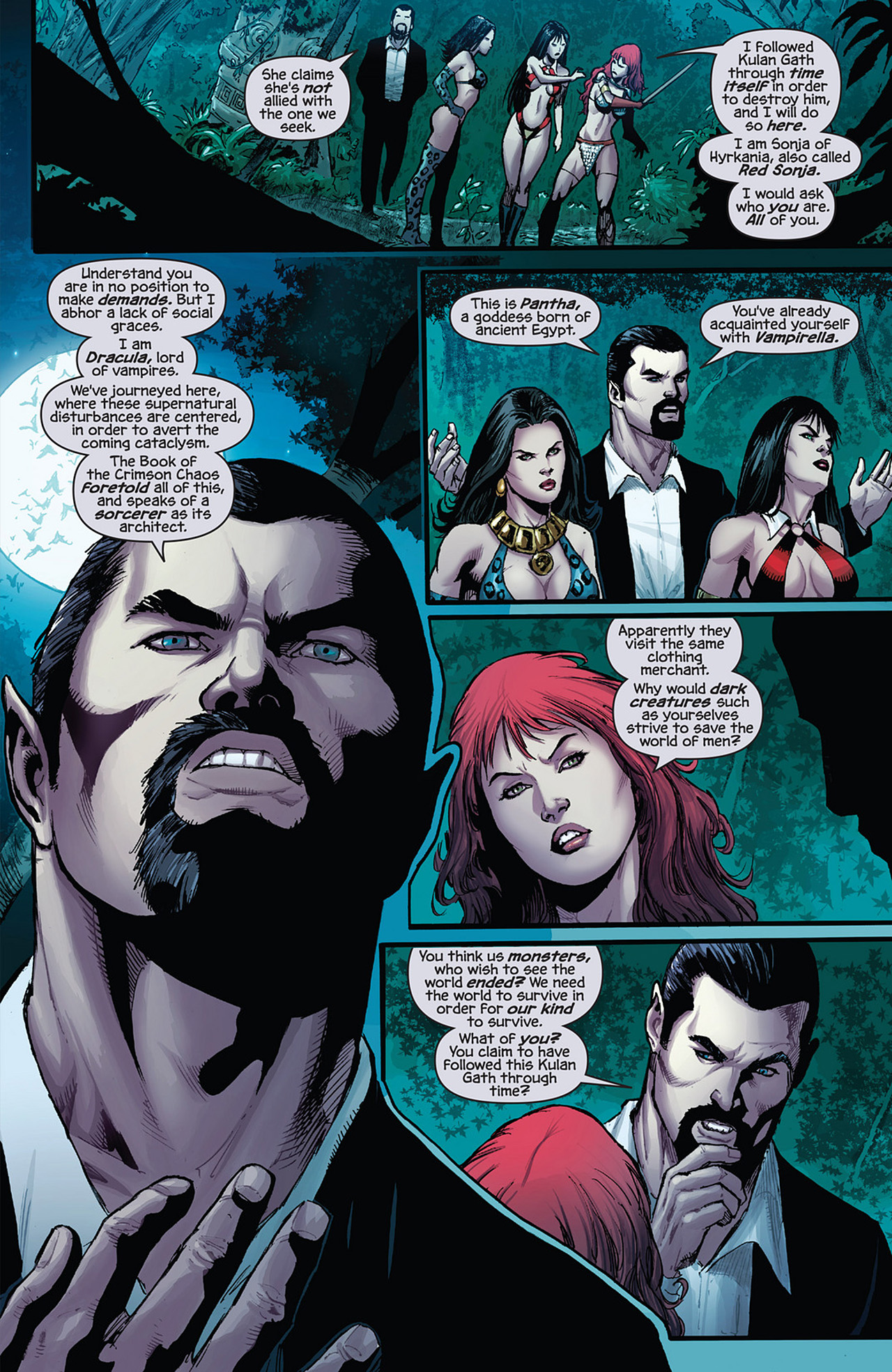 Read online Prophecy comic -  Issue #2 - 9