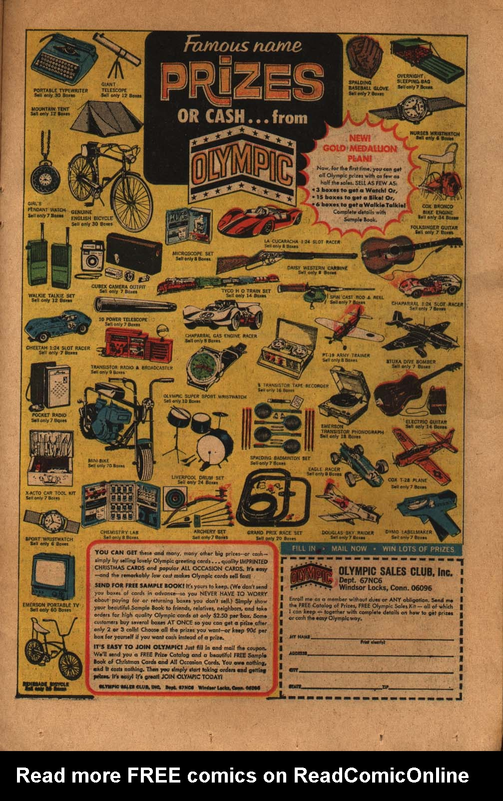 Read online Adventure Comics (1938) comic -  Issue #359 - 23
