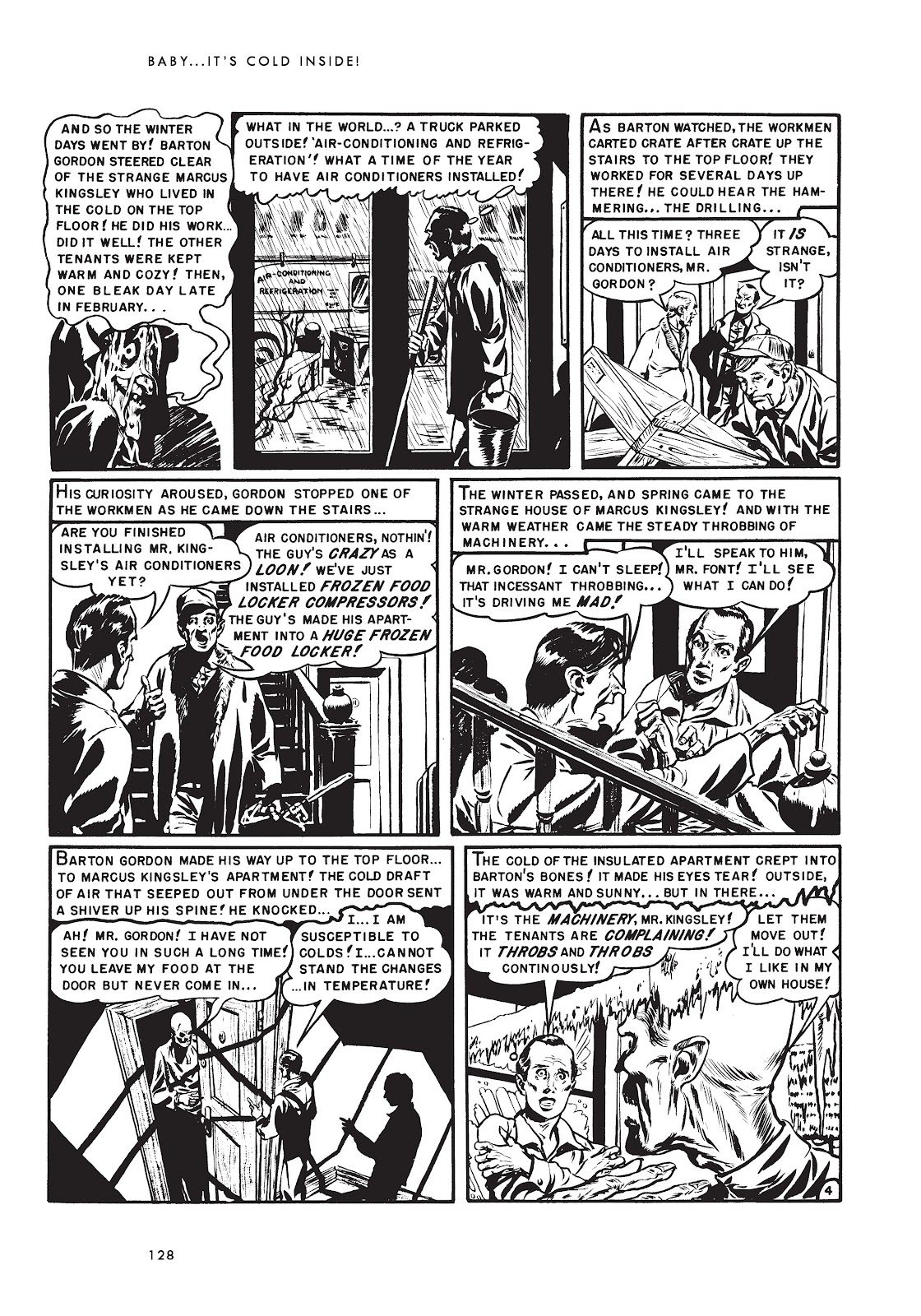 Read online Doctor of Horror and Other Stories comic -  Issue # TPB (Part 2) - 44