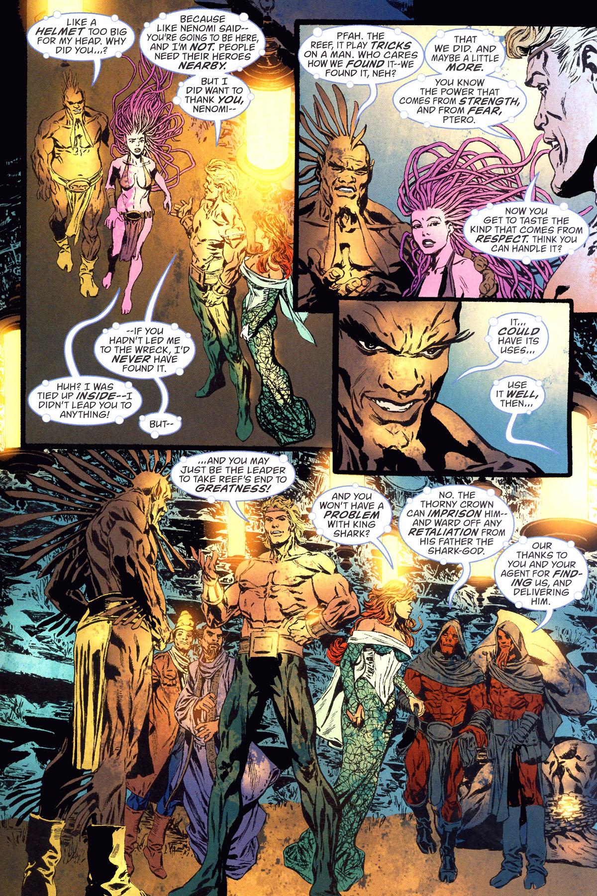 Read online Aquaman: Sword of Atlantis comic -  Issue #47 - 18