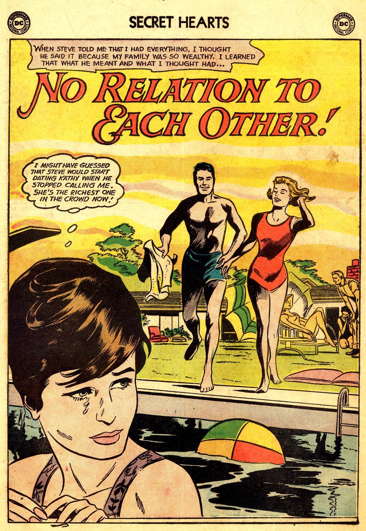 Read online Secret Hearts comic -  Issue #93 - 10