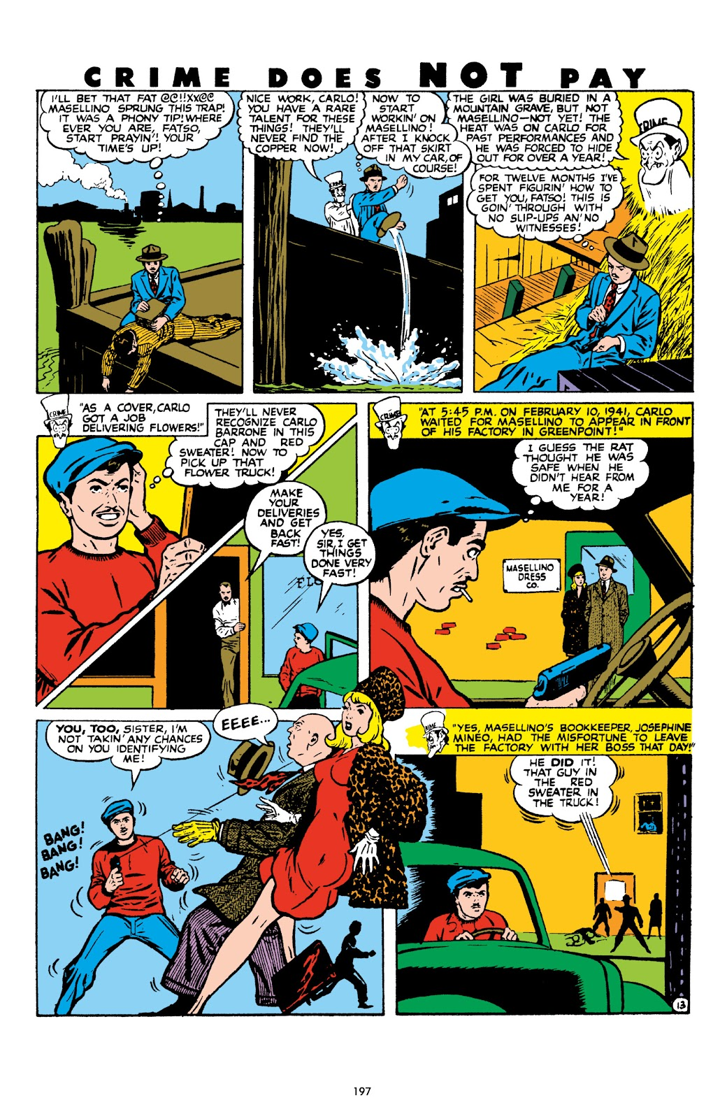 Read online Crime Does Not Pay Archives comic -  Issue # TPB 8 (Part 2) - 98