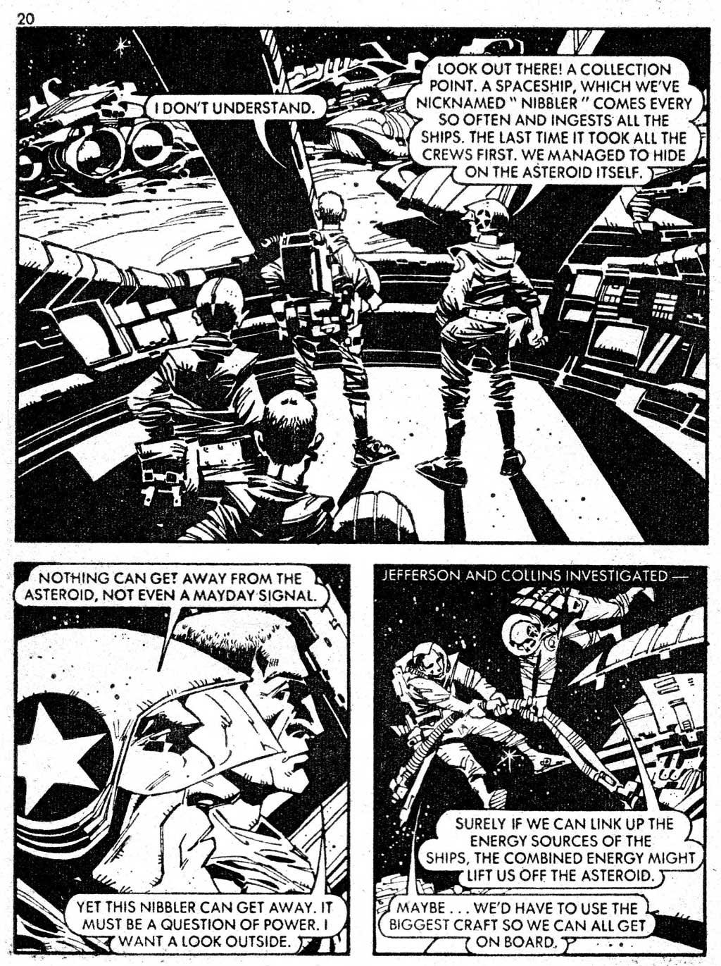 Starblazer issue 71 - Page 20