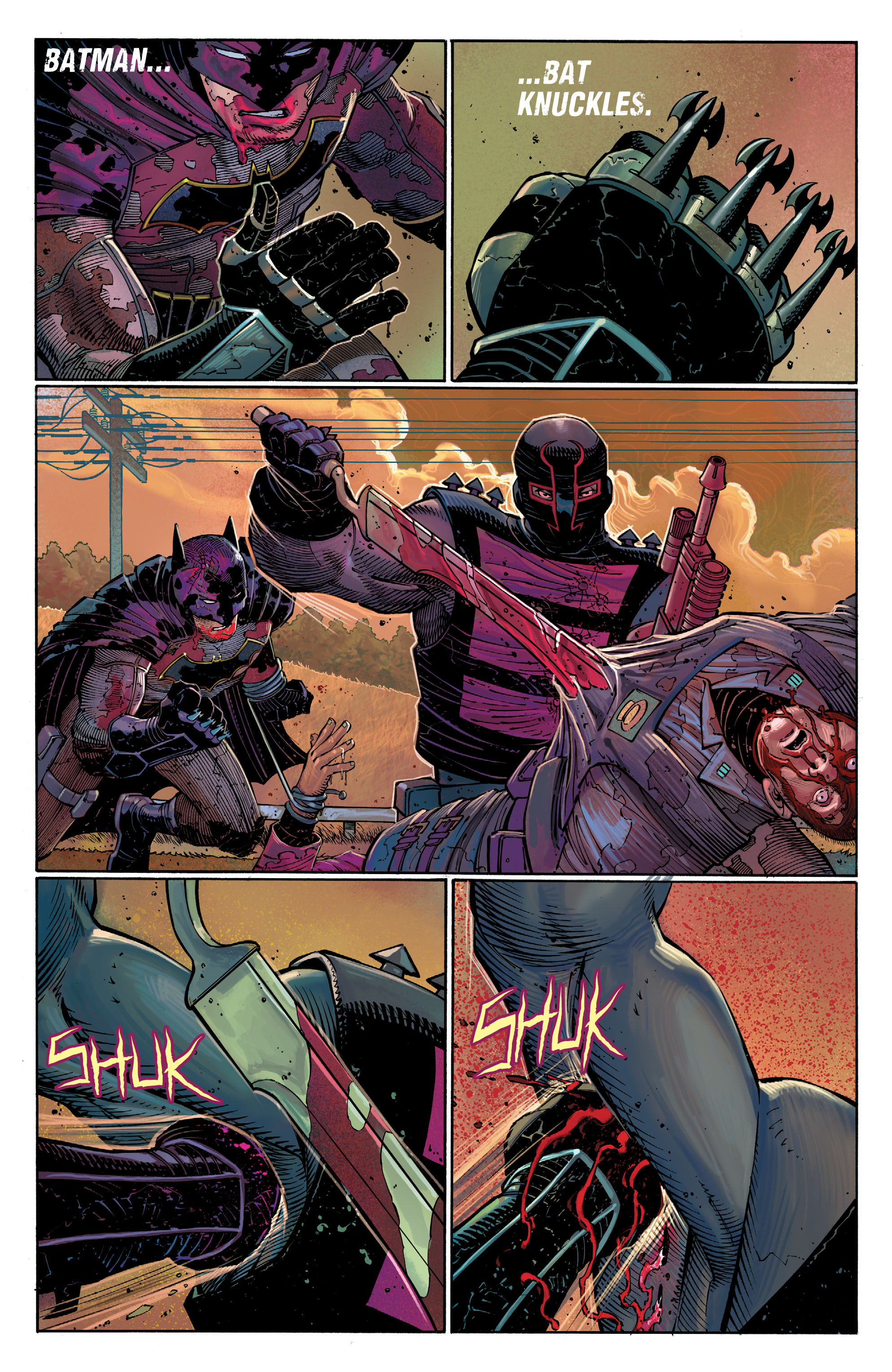 Read online All-Star Batman comic -  Issue #3 - 9