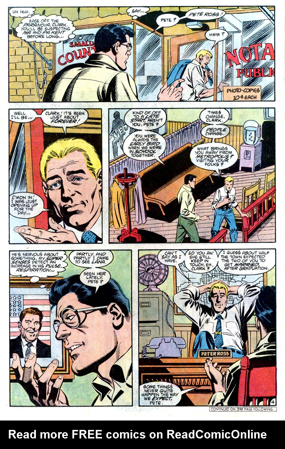 Read online Adventures of Superman (1987) comic -  Issue #436 - 5