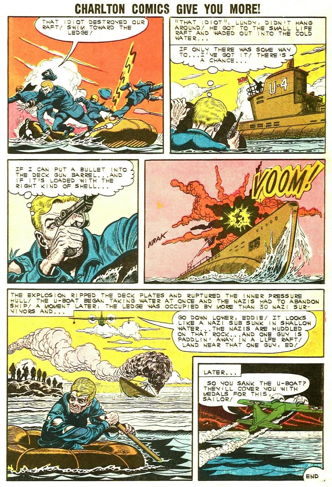 Read online Fightin' Navy comic -  Issue #107 - 7