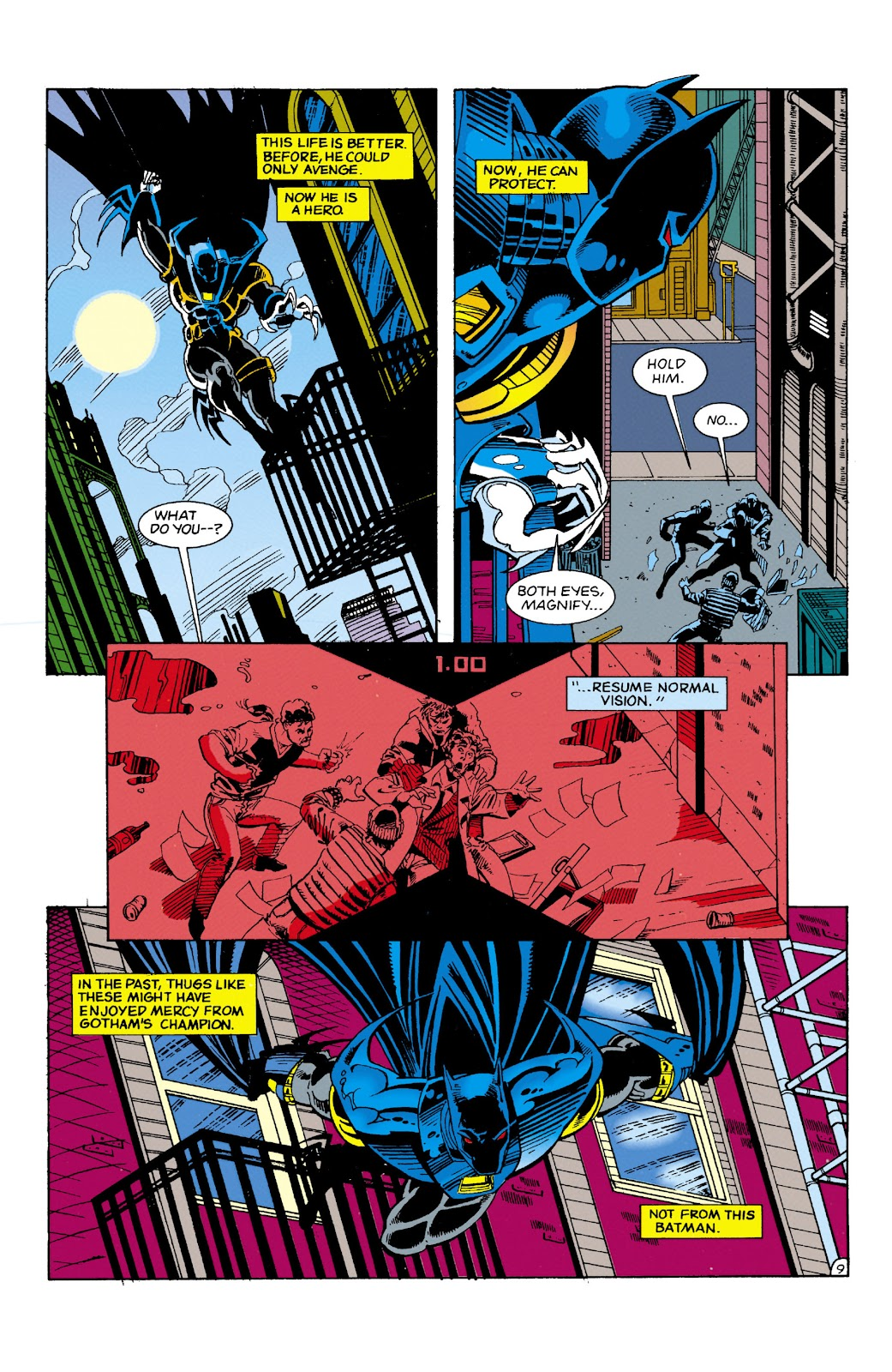 Catwoman (1993) Issue #6 #11 - English 10