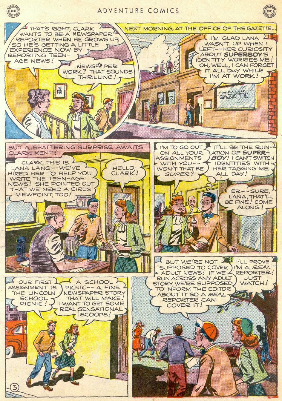 Read online Adventure Comics (1938) comic -  Issue #161 - 5