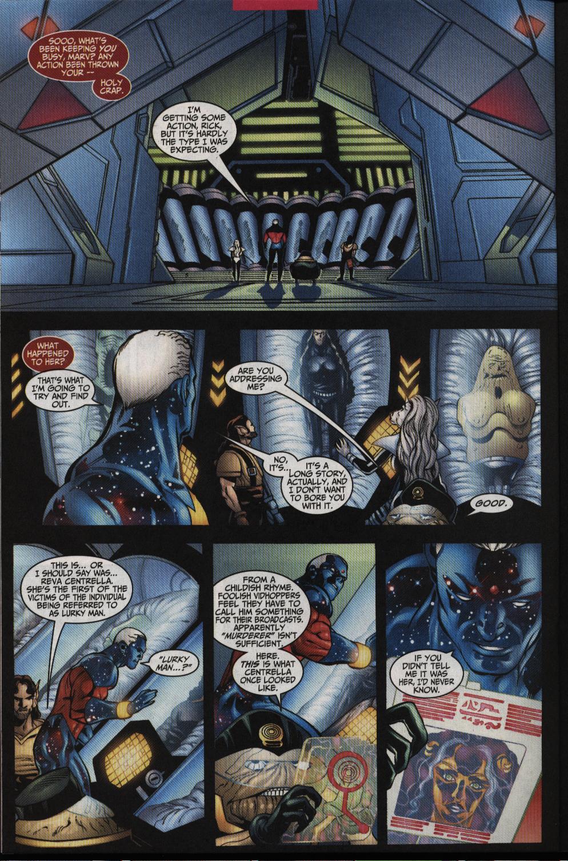 Captain Marvel (1999) Issue #33 #34 - English 14