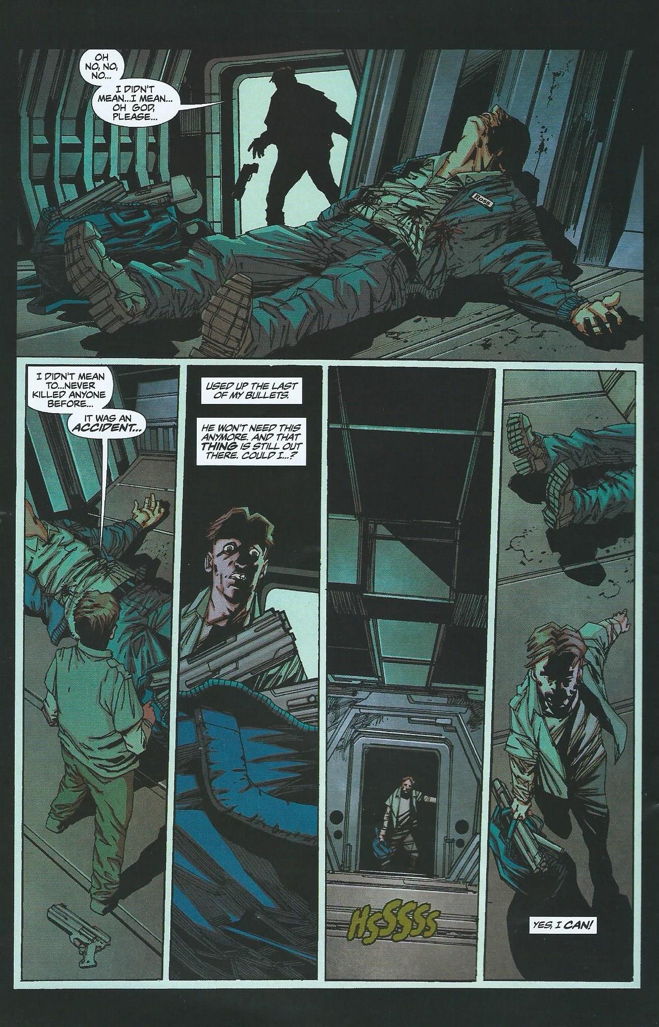 Read online Alien: Isolation comic -  Issue # Full - 11