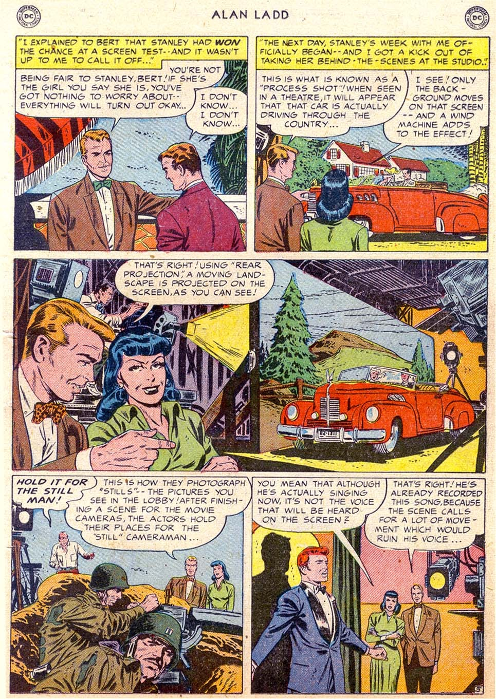 Adventures of Alan Ladd issue 4 - Page 21