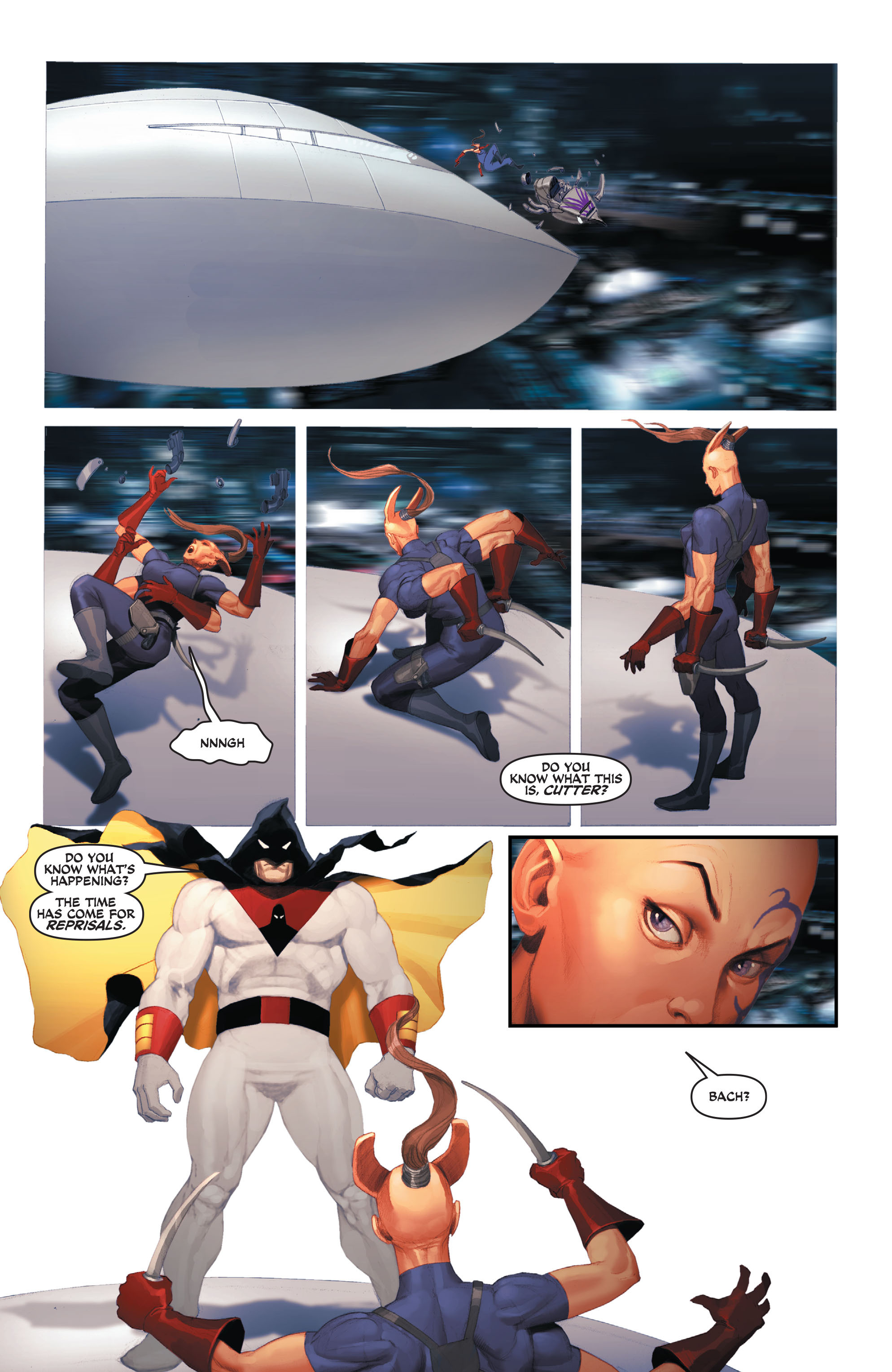 Read online Space Ghost (2016) comic -  Issue # Full - 56