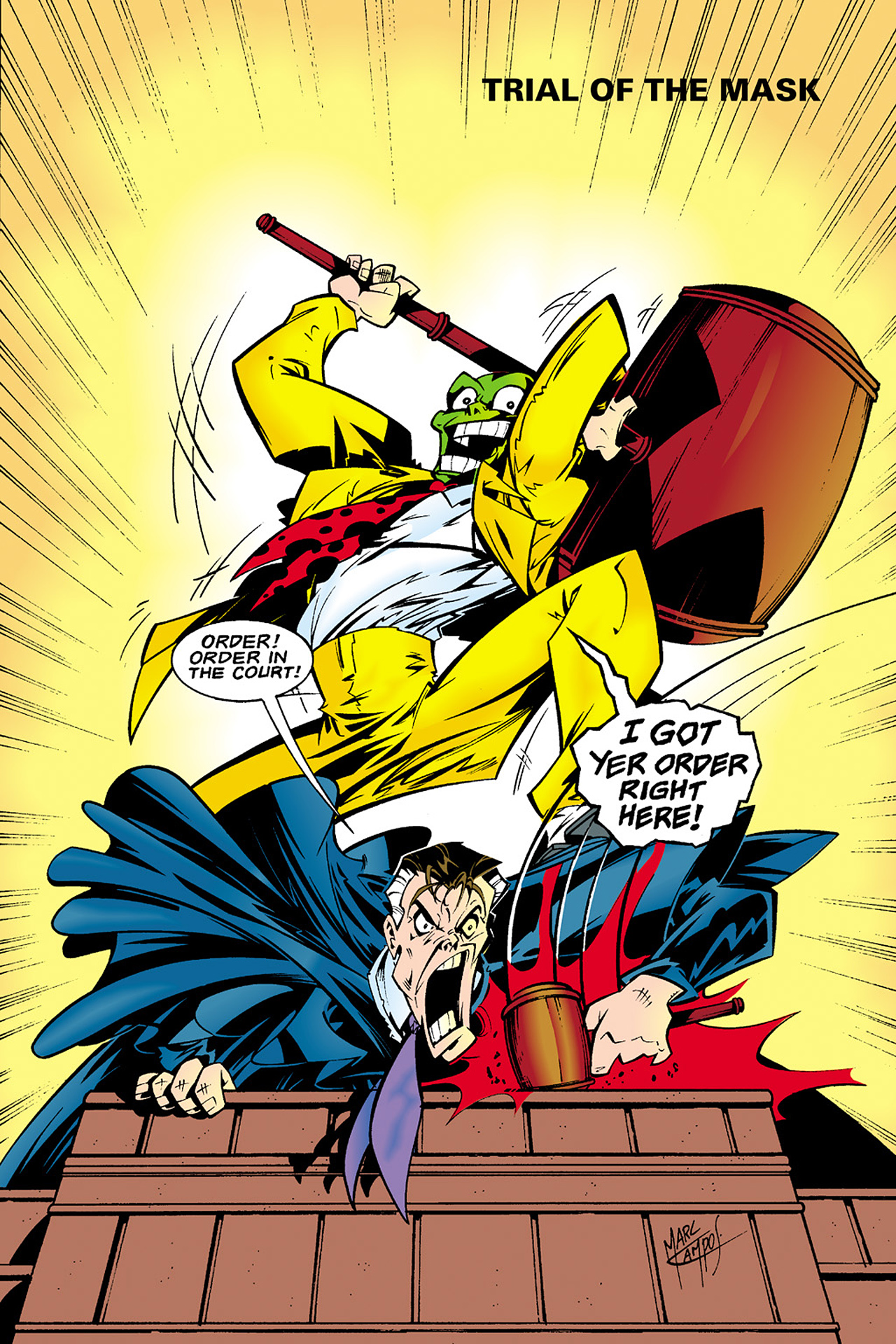 Read online Adventures Of The Mask Omnibus comic -  Issue #Adventures Of The Mask Omnibus Full - 326