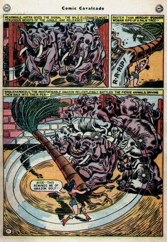 Comic Cavalcade issue 28 - Page 13