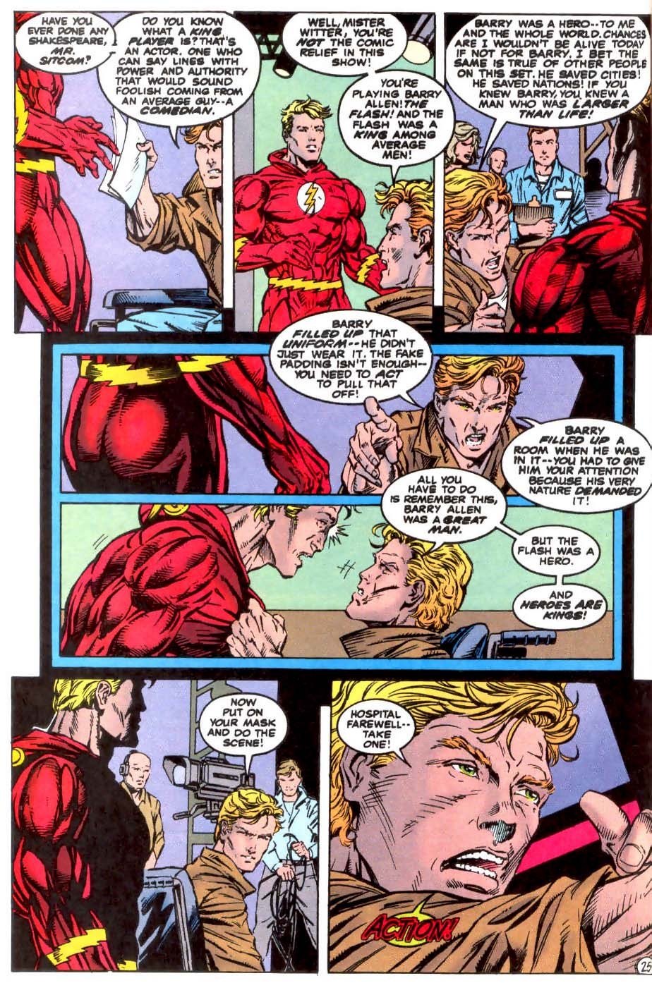 Read online The Flash (1987) comic -  Issue # _Annual 7 - 26