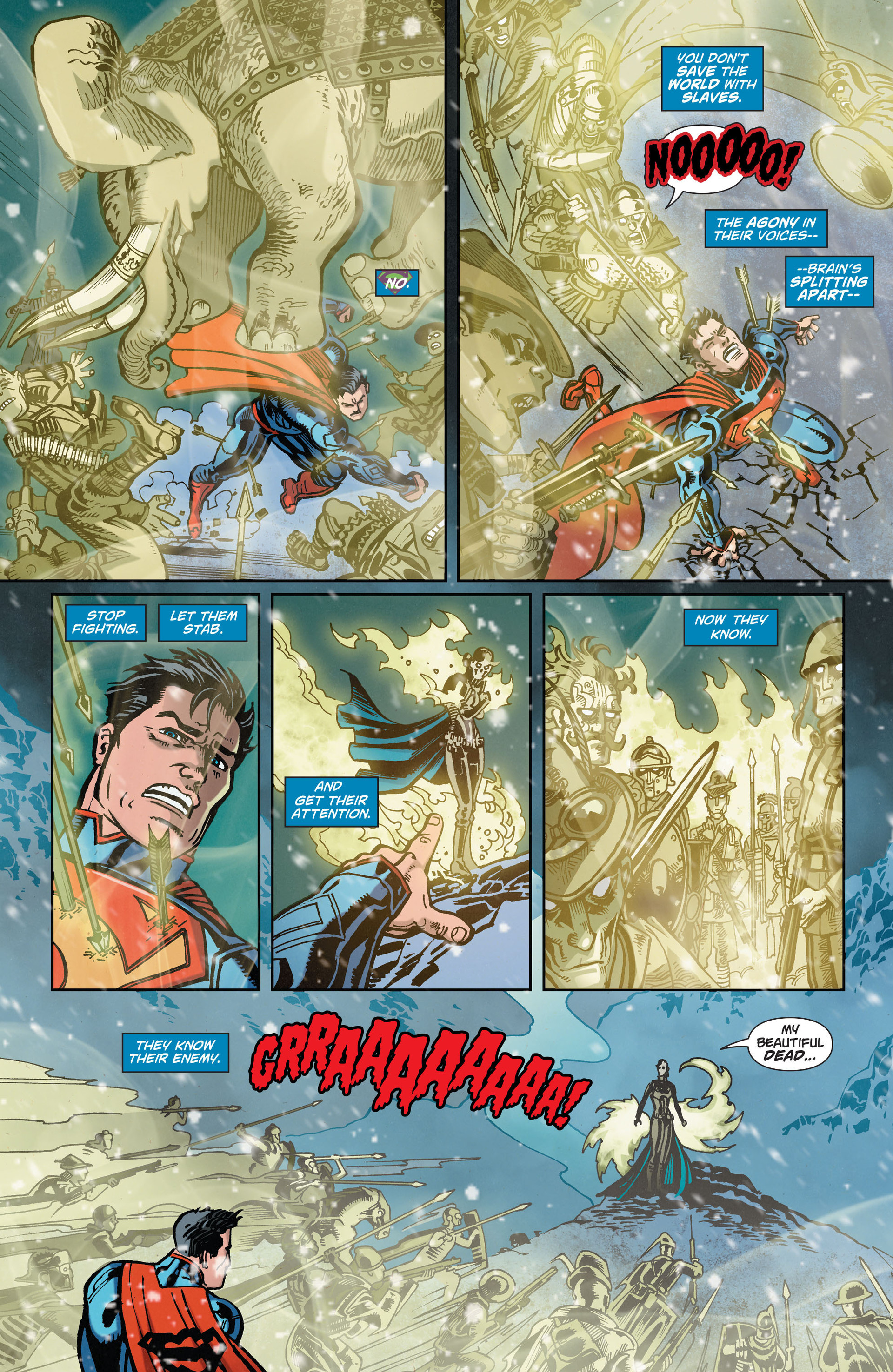 Read online Action Comics (2011) comic -  Issue #30 - 15