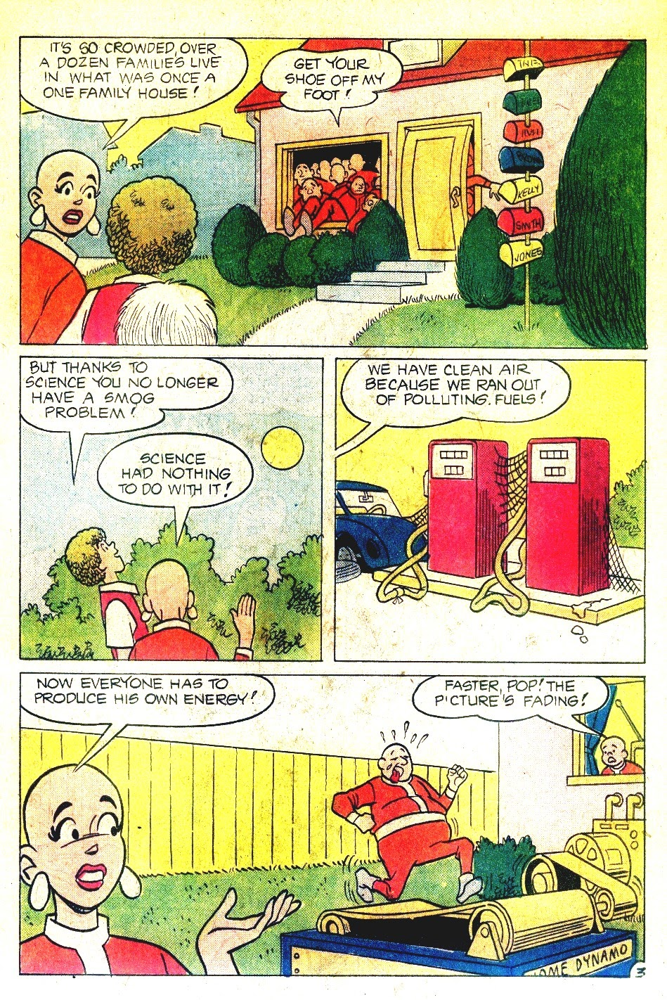 Read online Madhouse Comics comic -  Issue #108 - 5