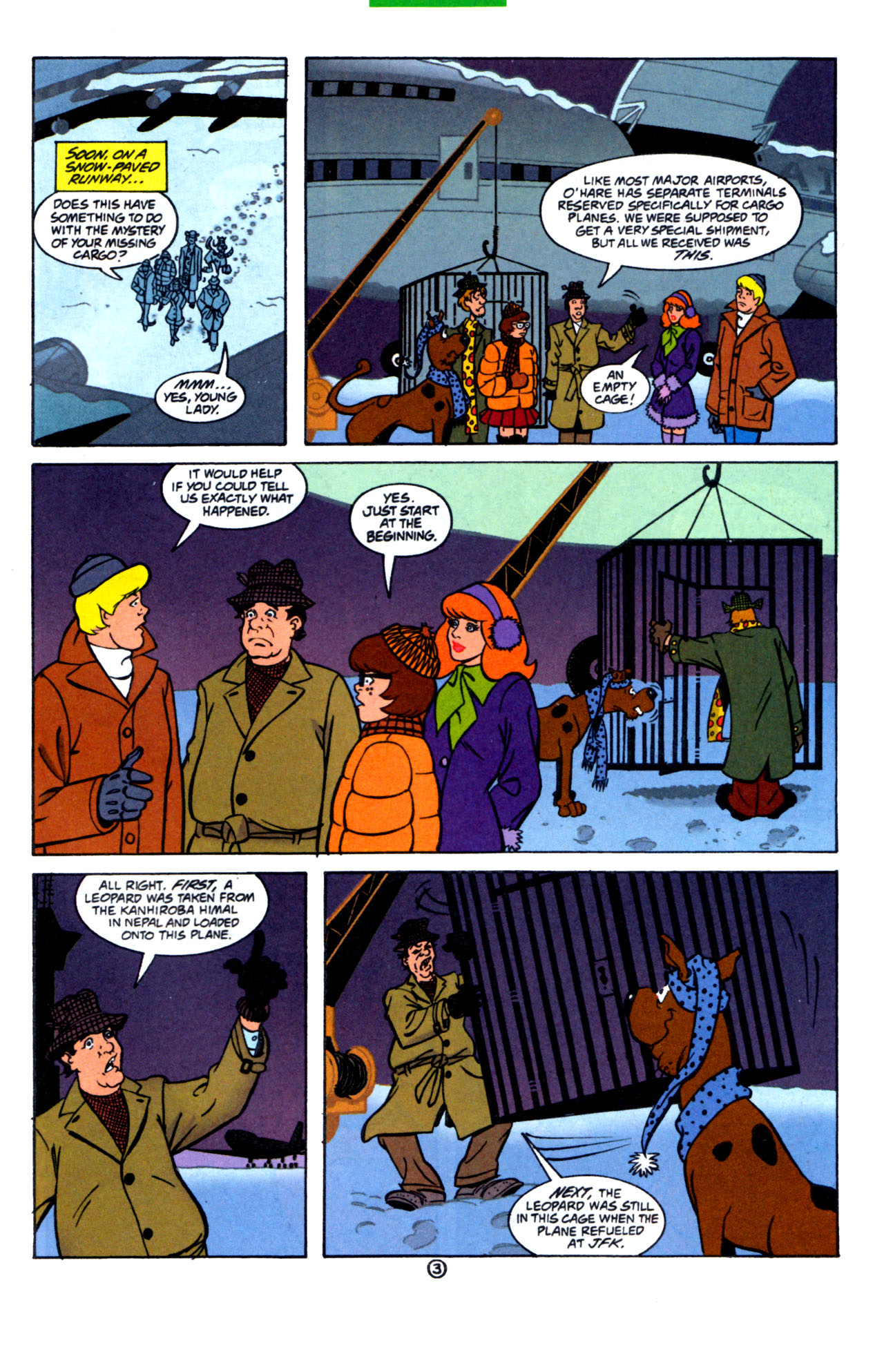 Read online Scooby-Doo (1997) comic -  Issue #7 - 4