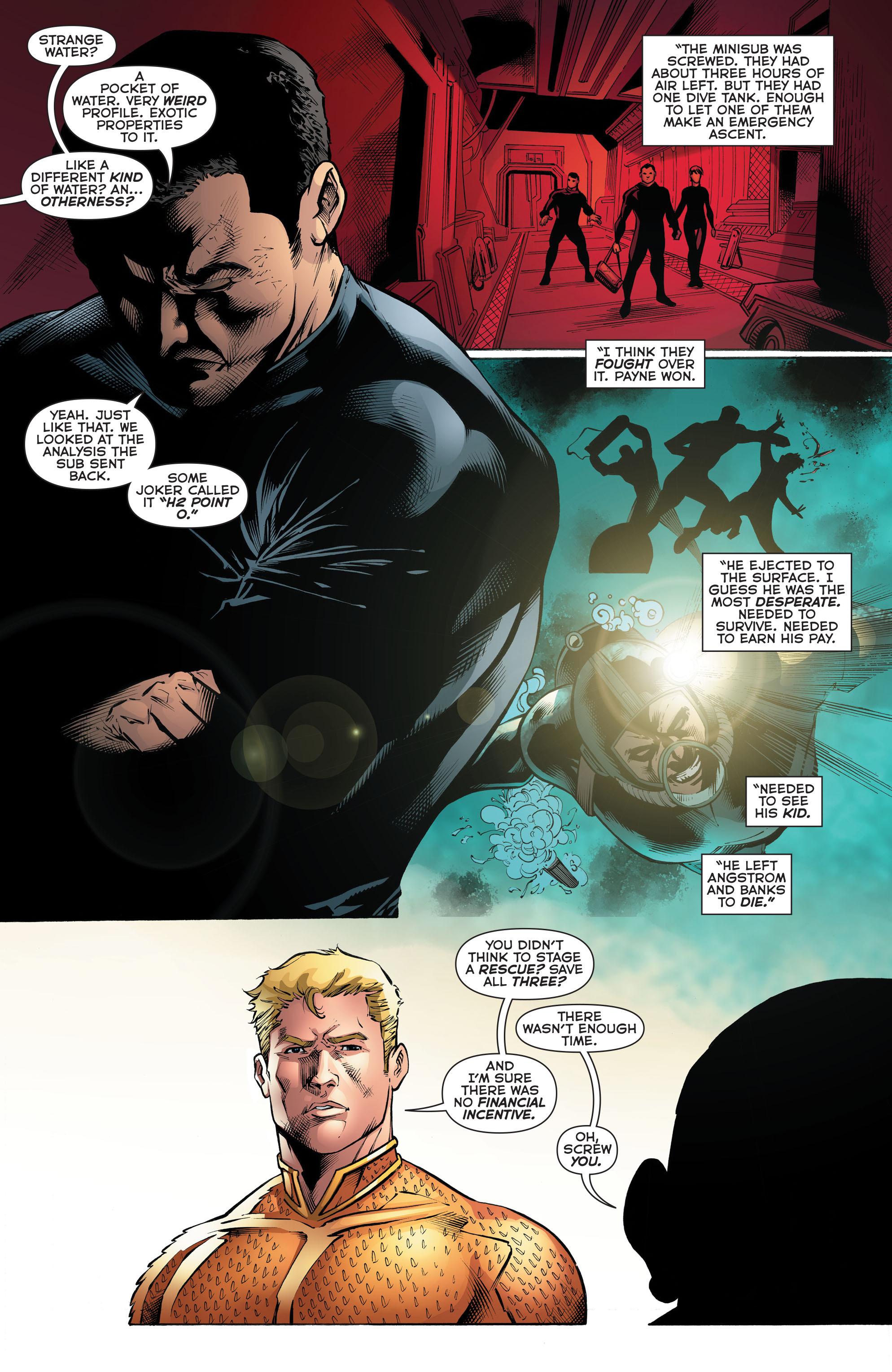 Read online Aquaman (2011) comic -  Issue #52 - 15