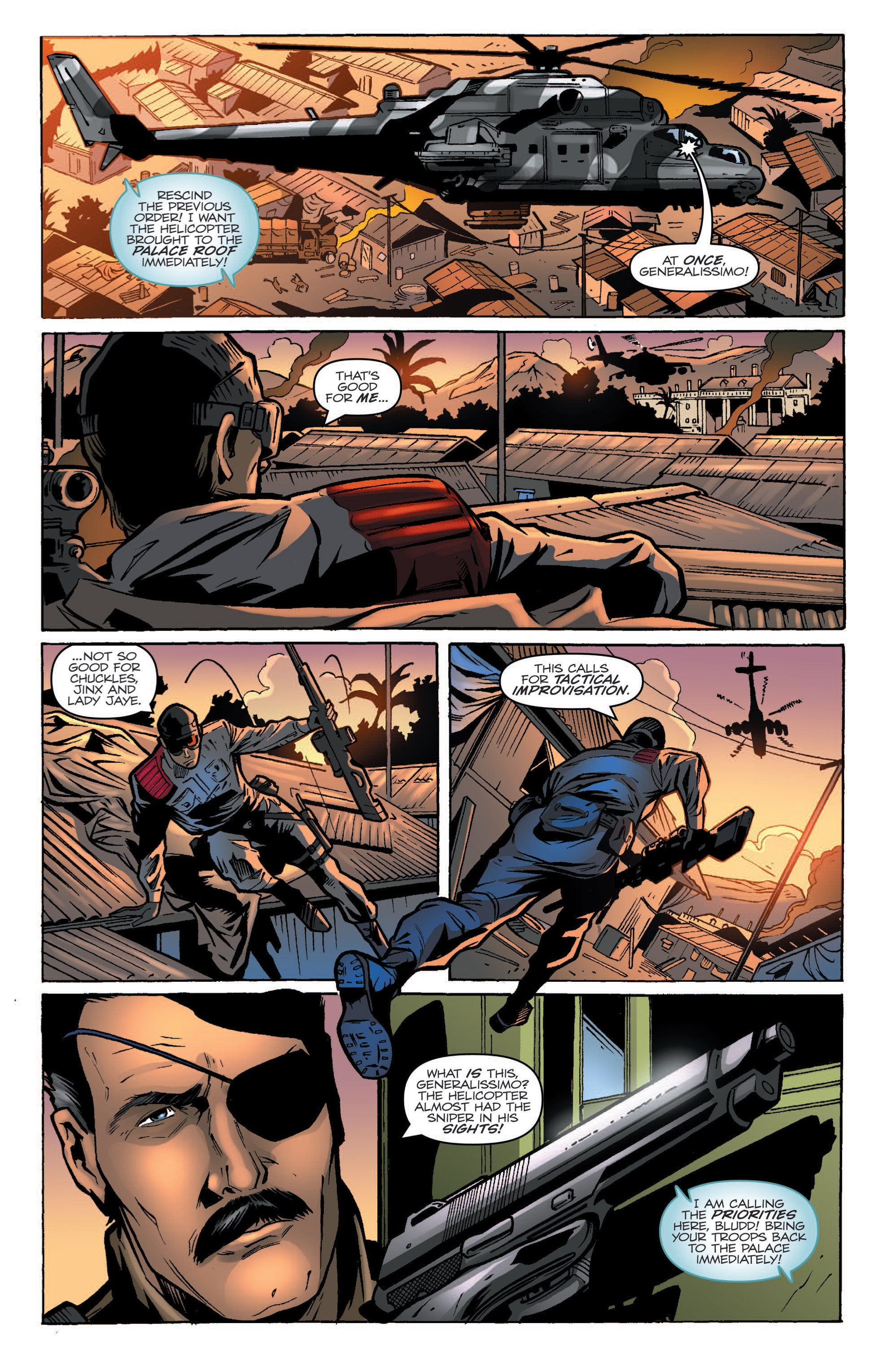 G.I. Joe: A Real American Hero 191 Page 19