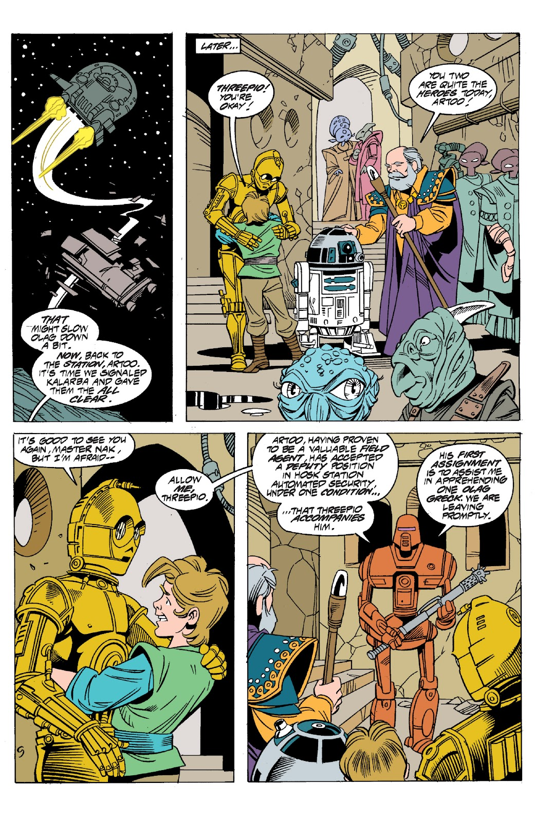 Read online Star Wars Legends Epic Collection: The Empire comic -  Issue # TPB 5 (Part 2) - 87