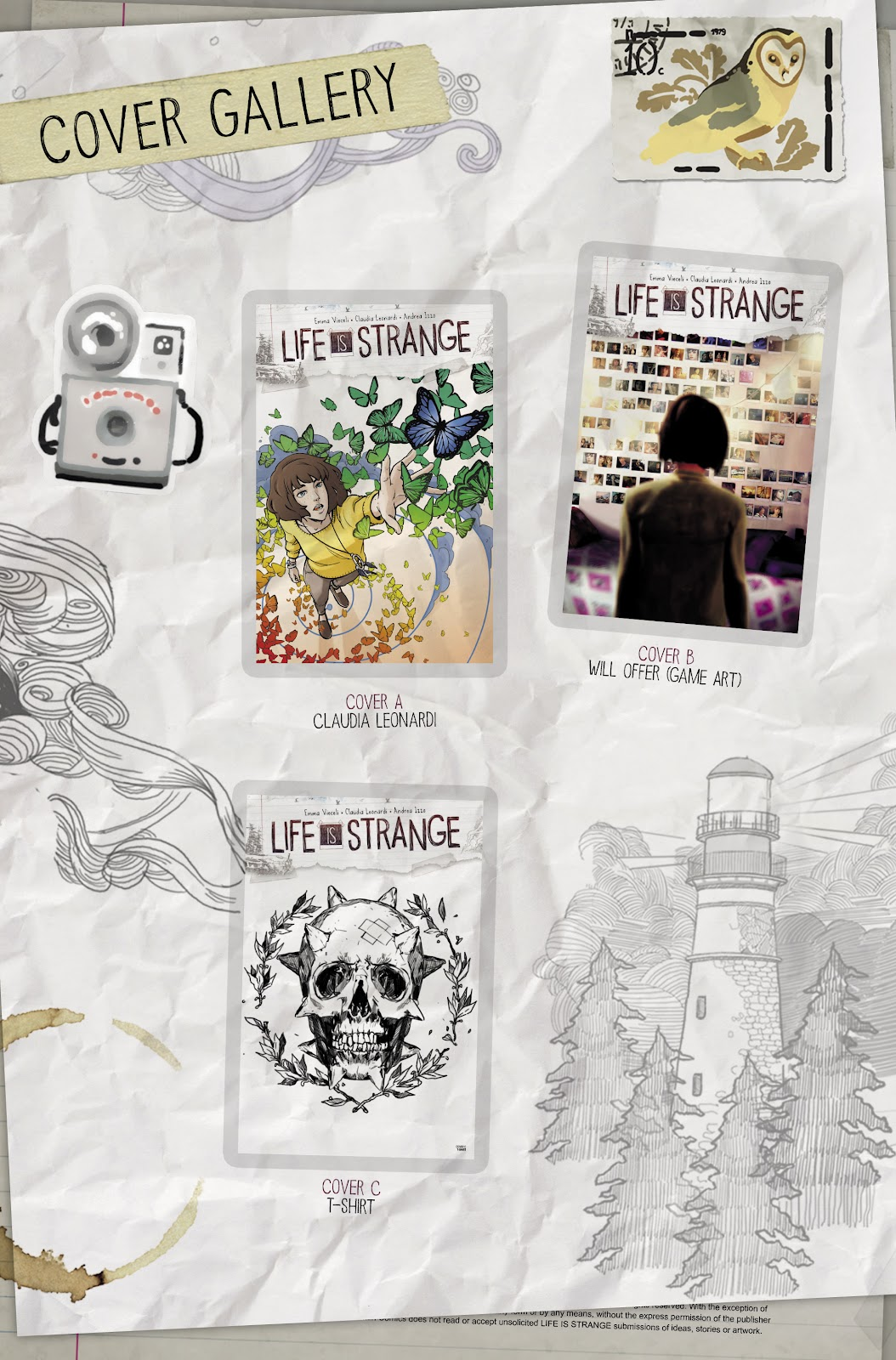 Read online Life is Strange comic -  Issue #10 - 29