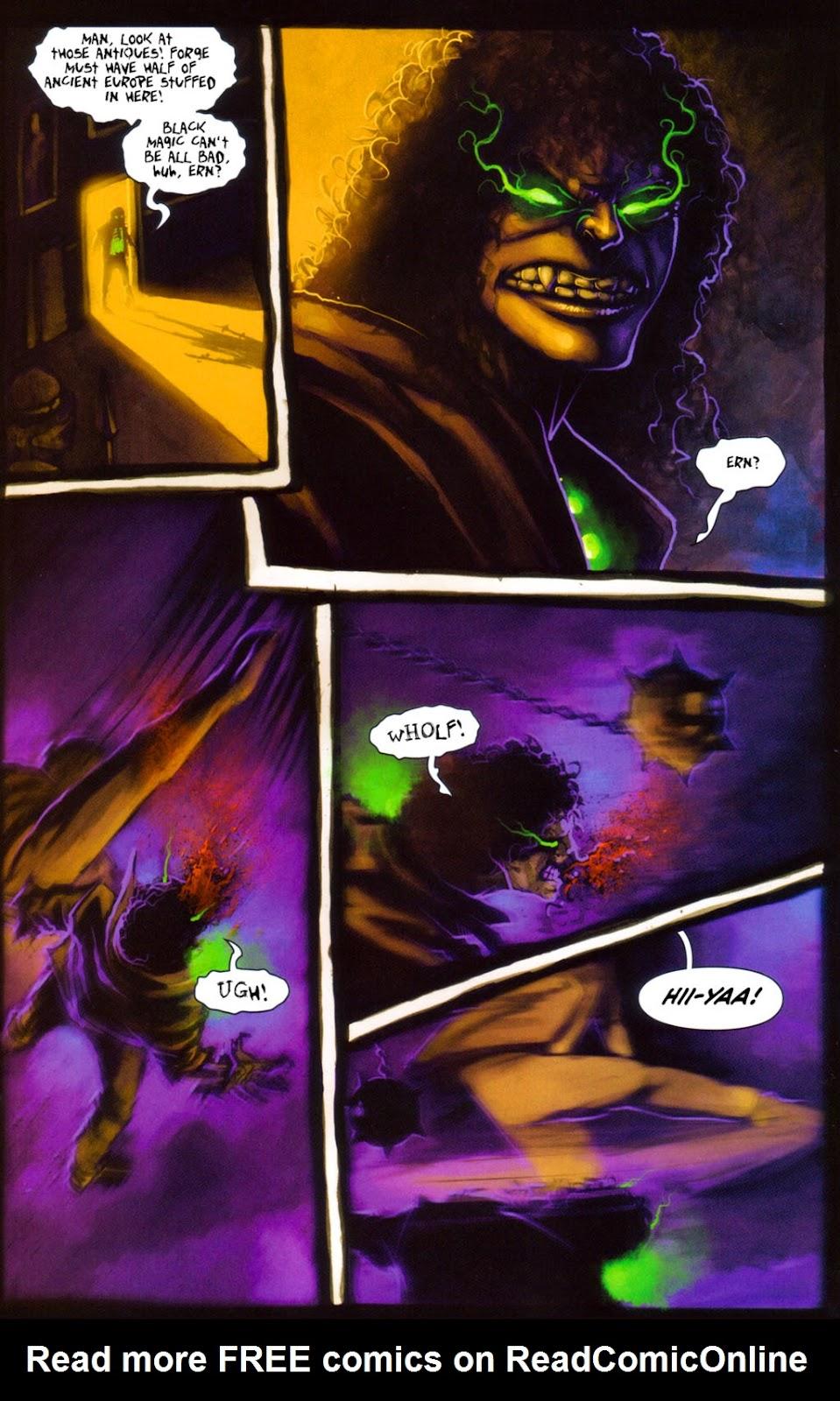 Read online Evil Ernie in Santa Fe comic -  Issue #4 - 7