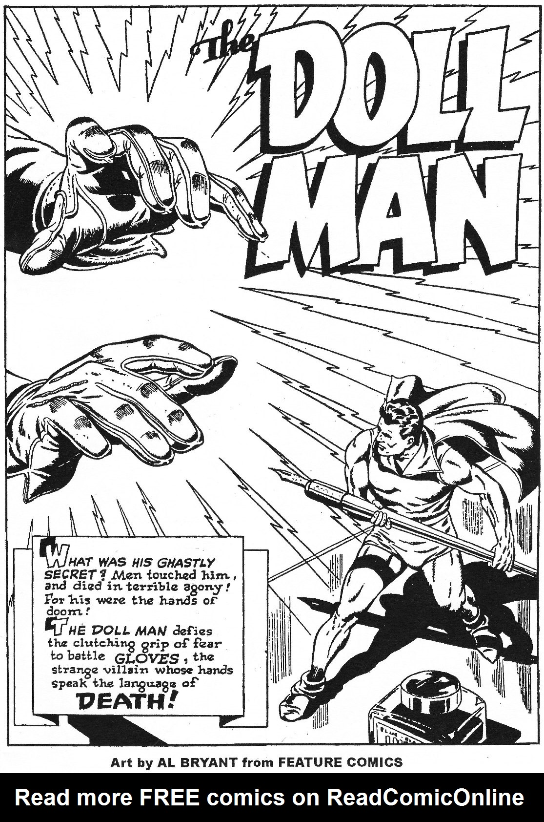 Read online Men of Mystery Comics comic -  Issue #61 - 3