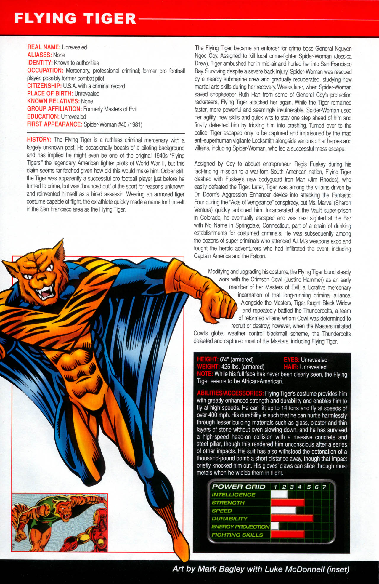 Read online All-New Official Handbook of the Marvel Universe A to Z: Update comic -  Issue #2 - 30