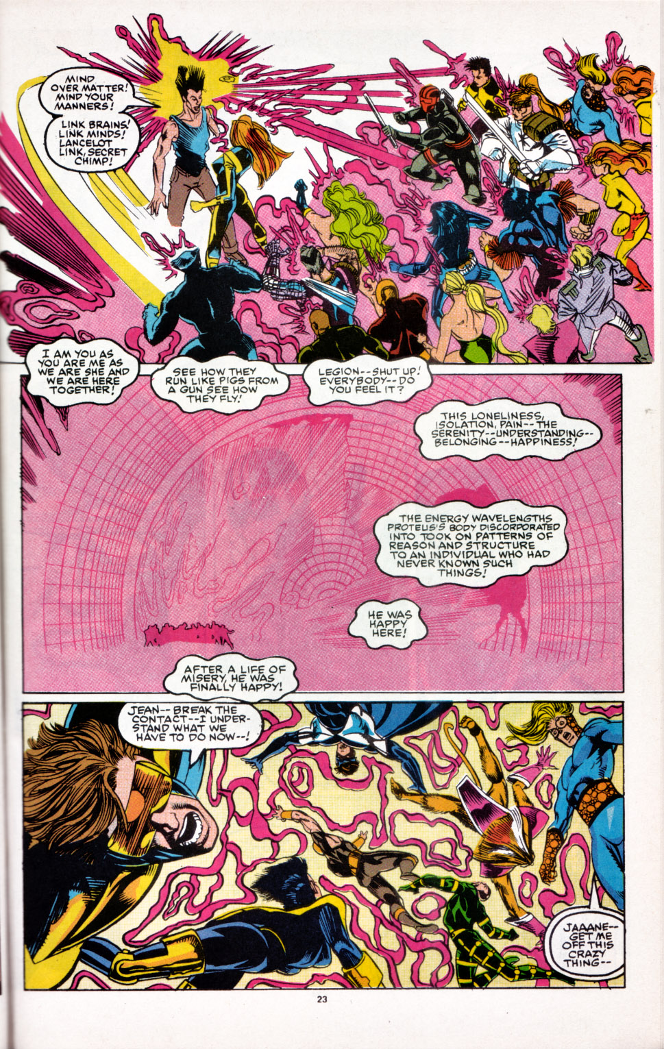 Read online X-Factor (1986) comic -  Issue # _ Annual 6 - 20