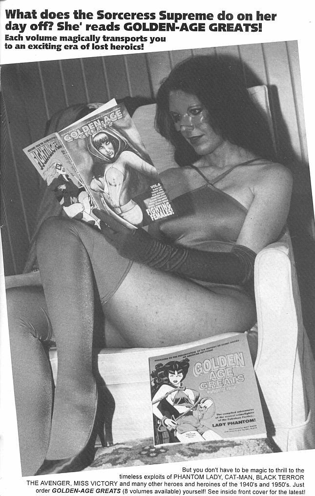 Femforce Issue #94 #94 - English 35