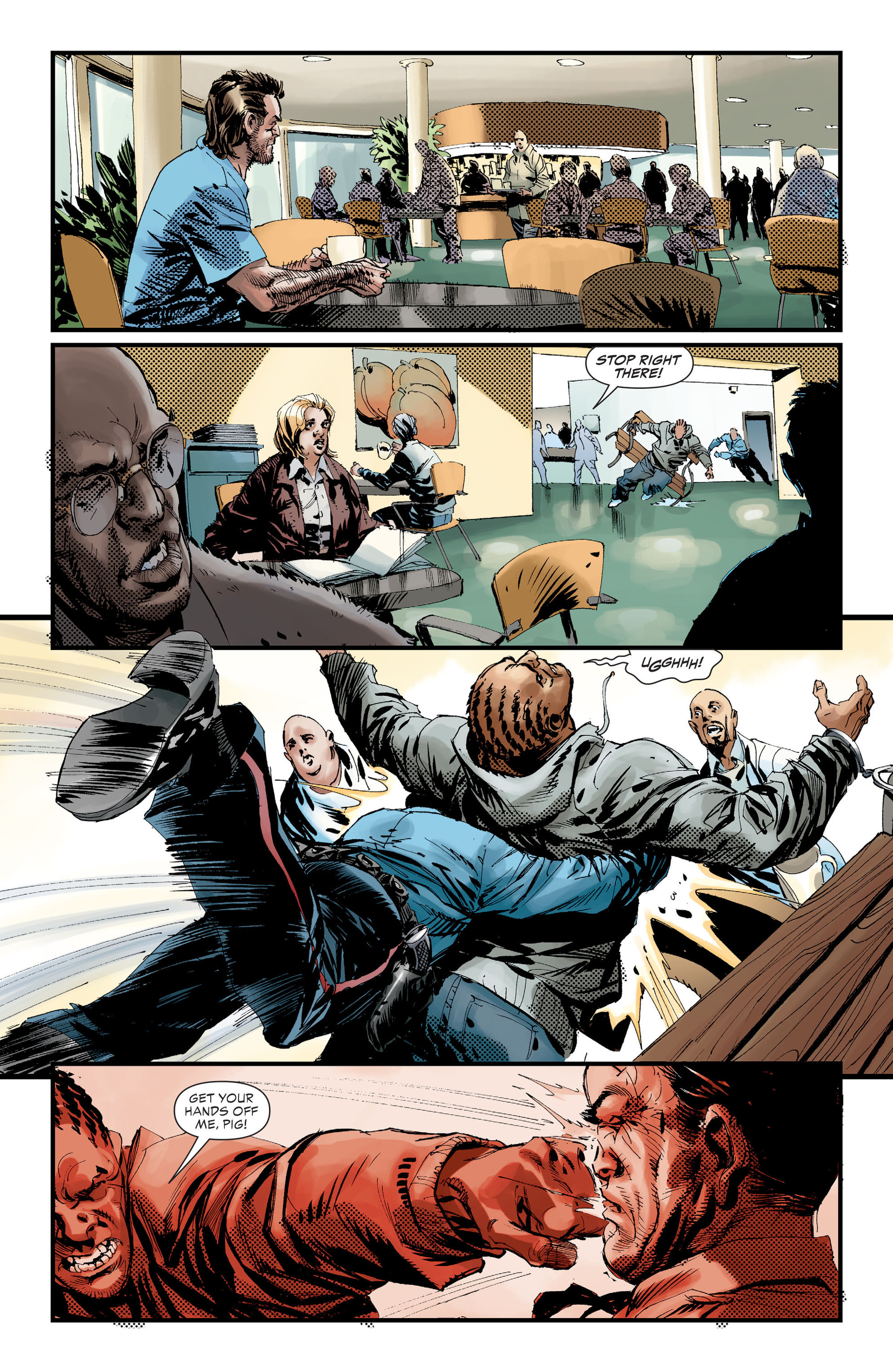 Read online All-Star Western (2011) comic -  Issue #28 - 11