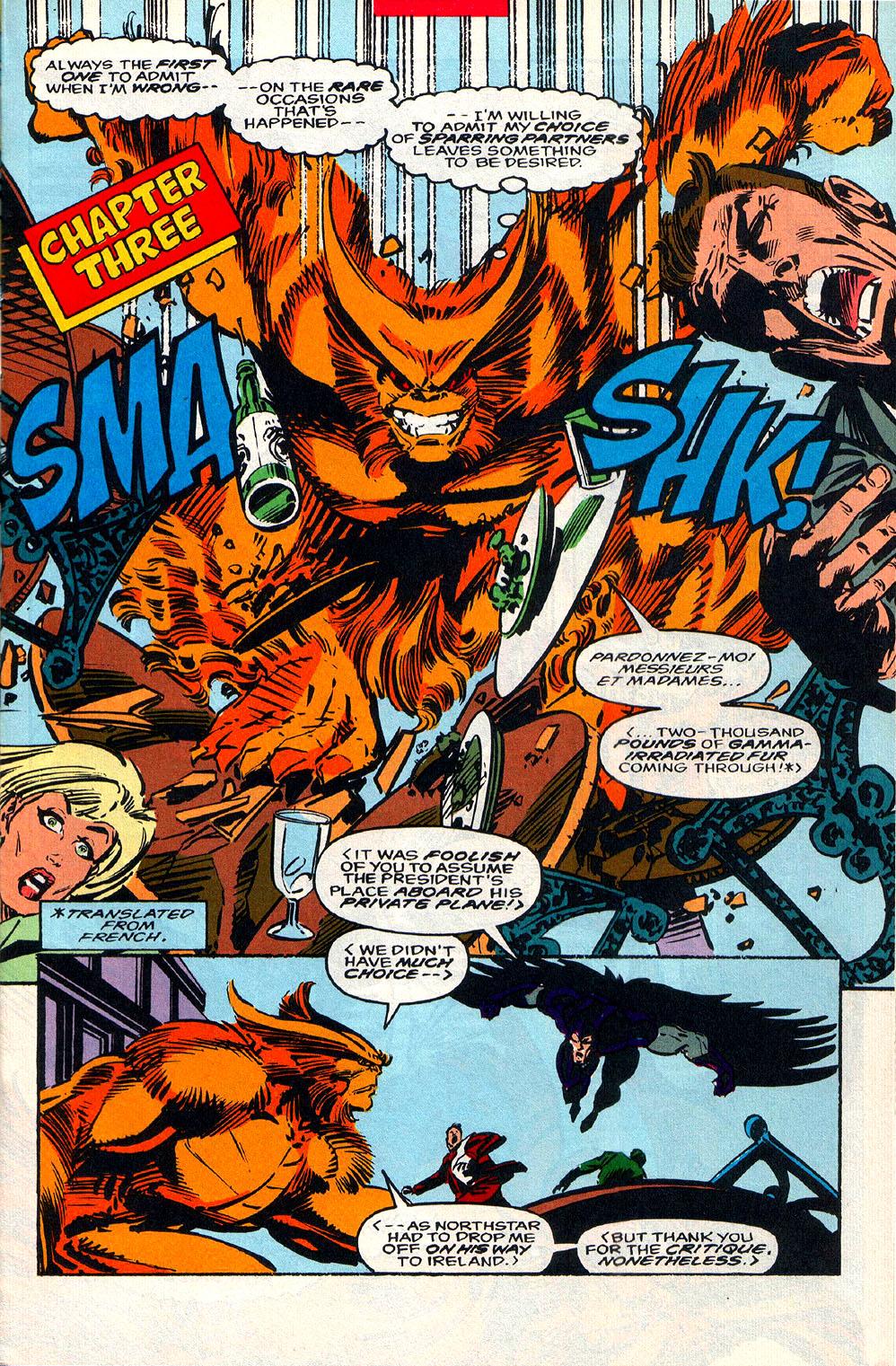 Read online Alpha Flight (1983) comic -  Issue #108 - 9