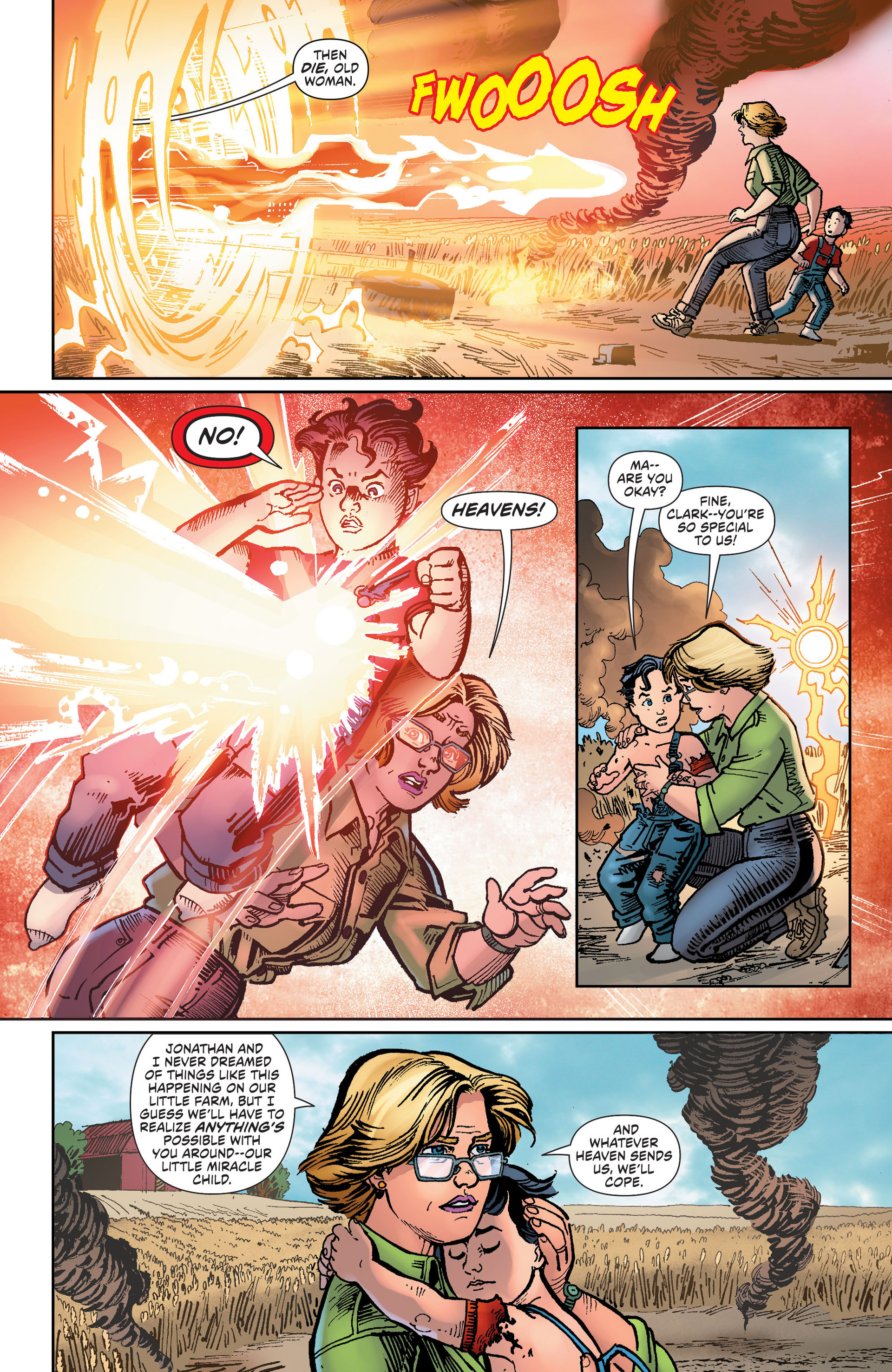 Read online Worlds' Finest comic -  Issue #28 - 18